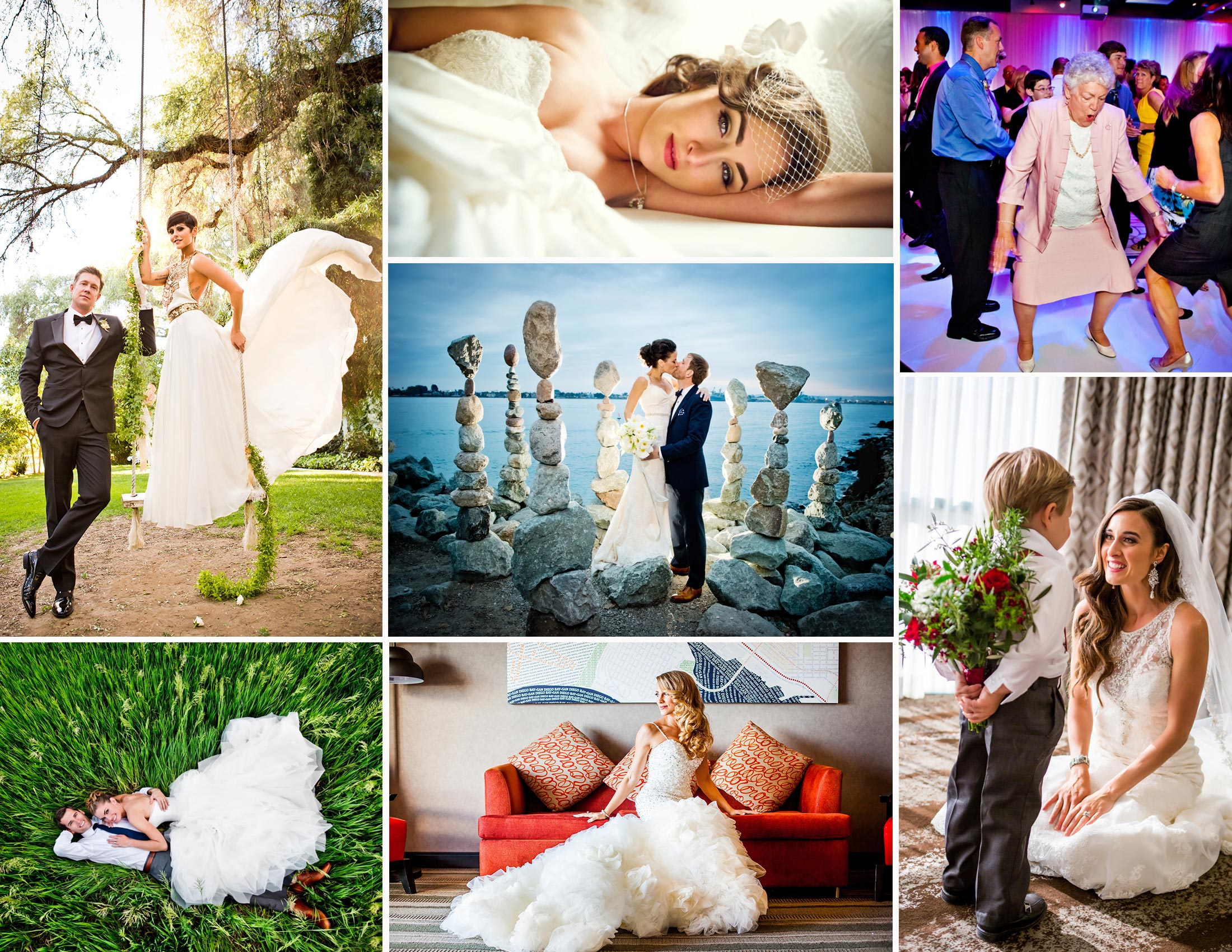 A List Top Wedding Photographer San Diego