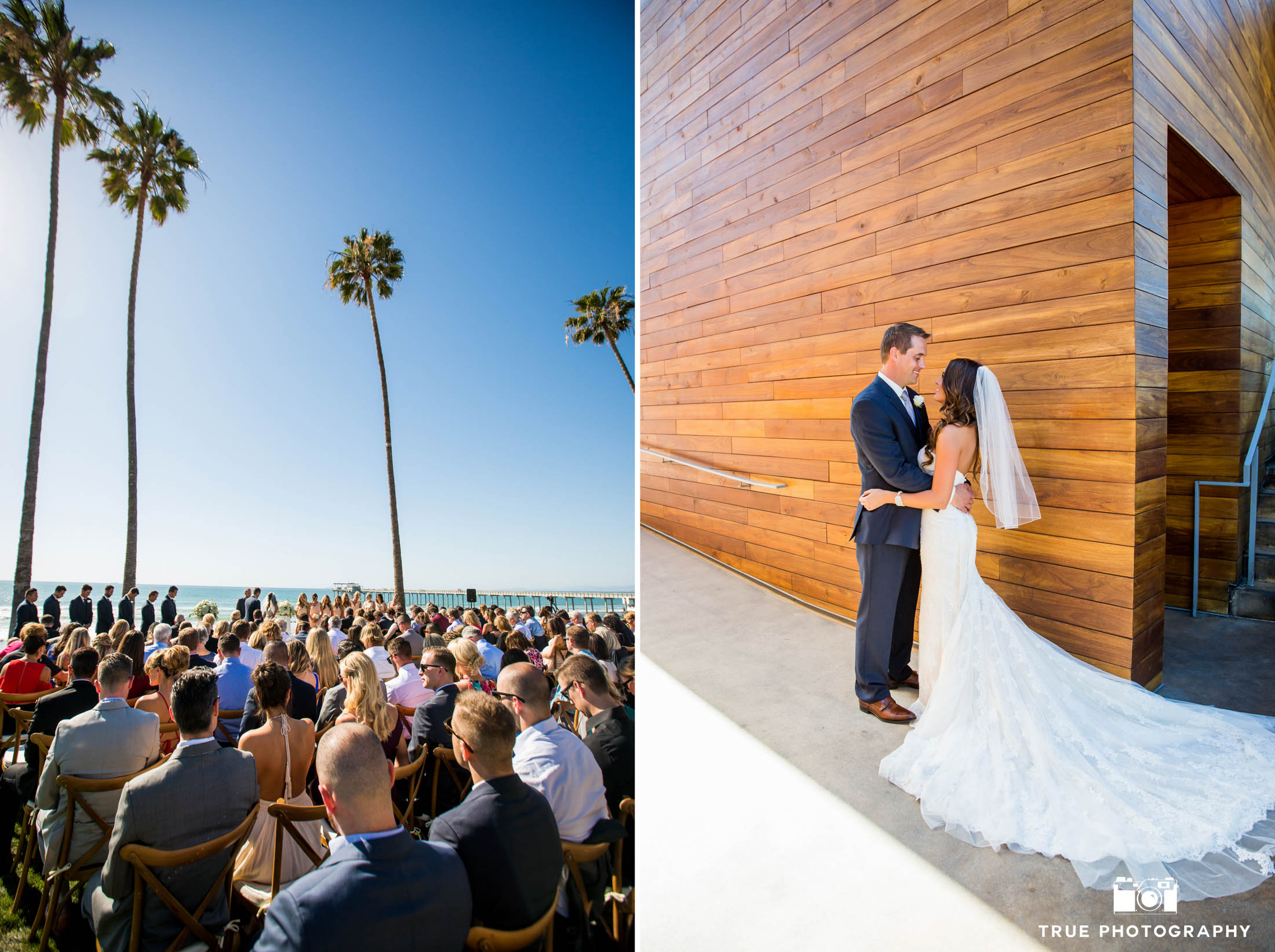 Scripps Seaside Forum Wedding