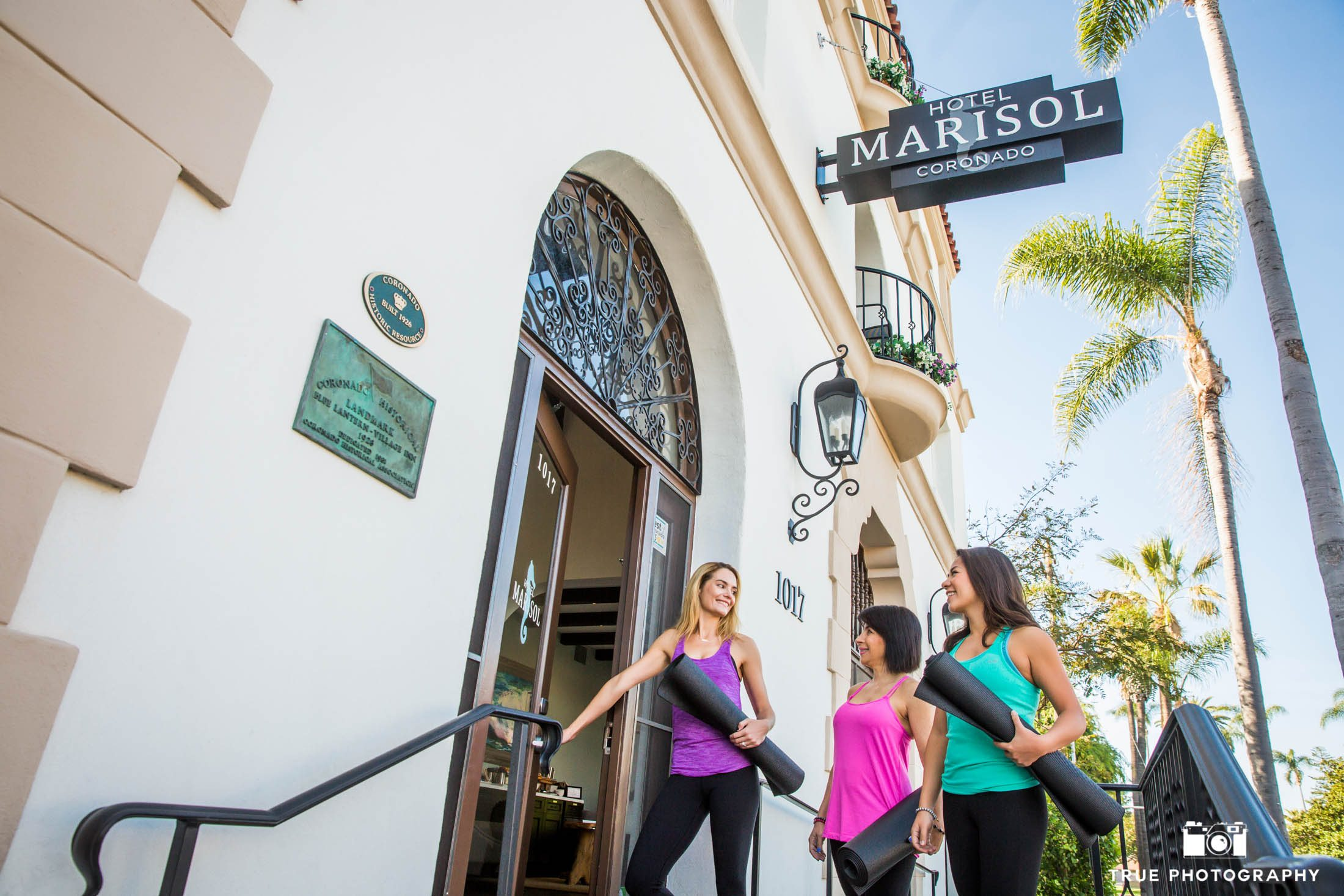 Fit Women at Hotel Marisol