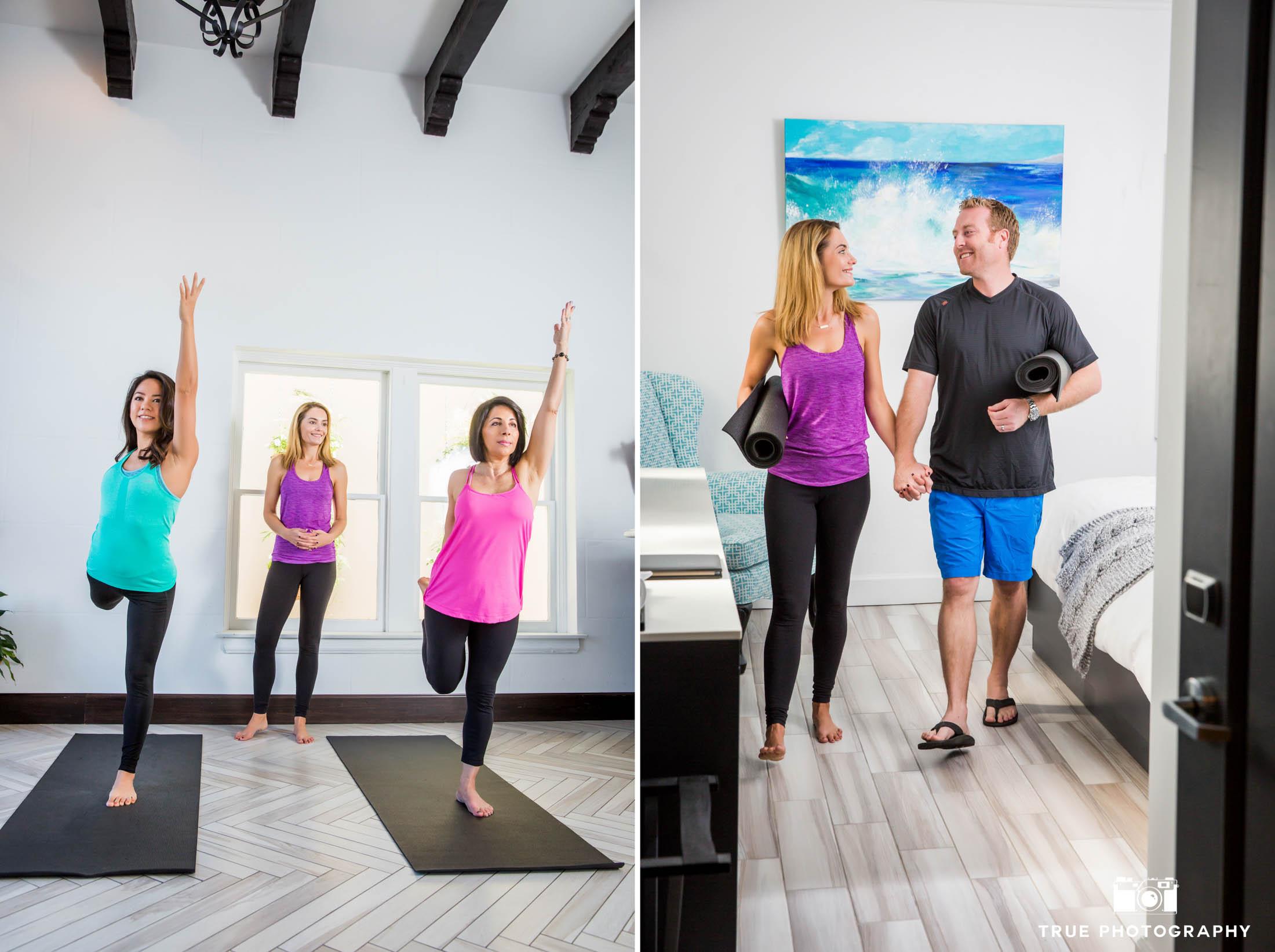 Private Yoga Classes at Hotel Marisol