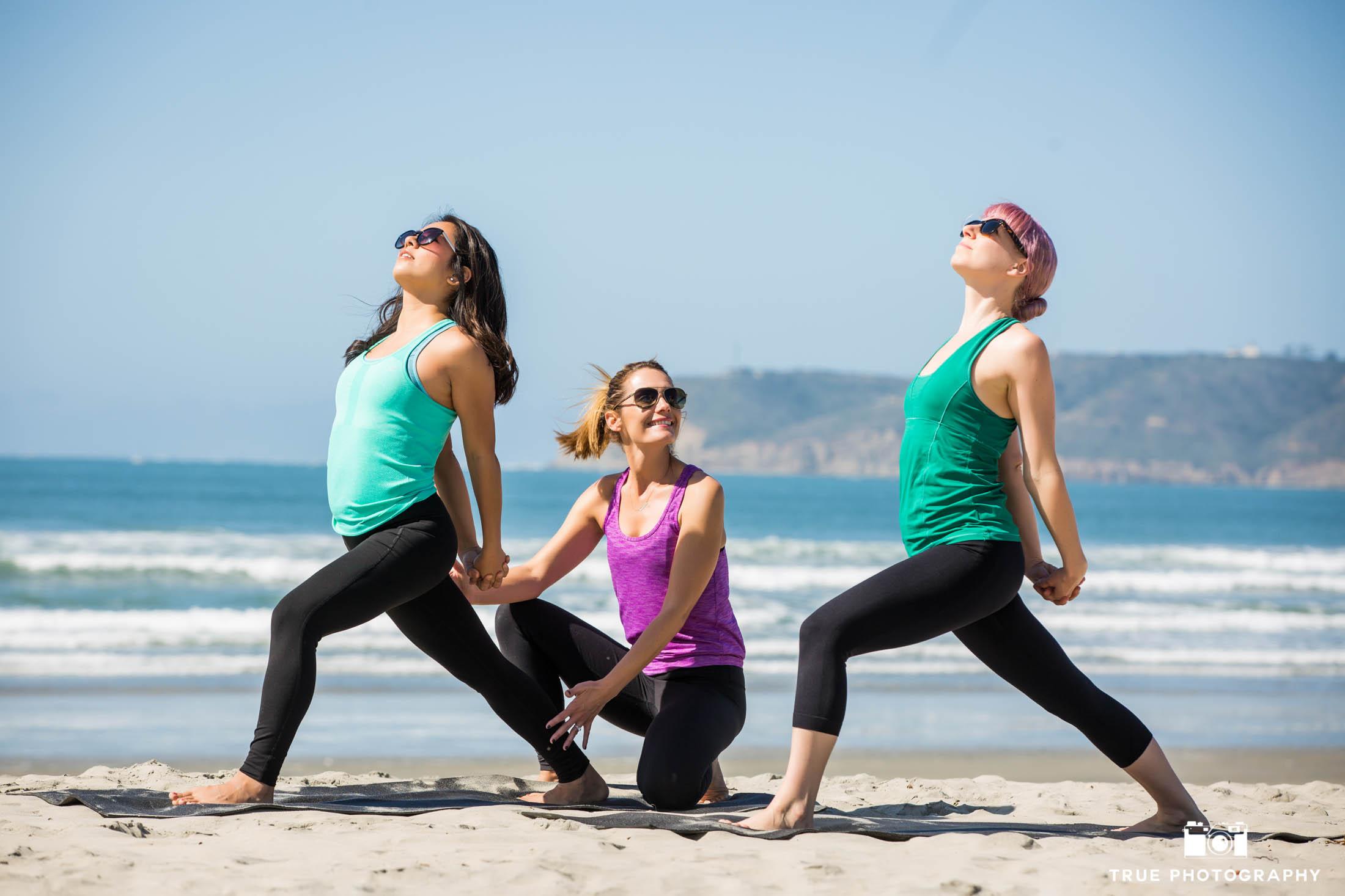 Lifestyle Yoga Photographer