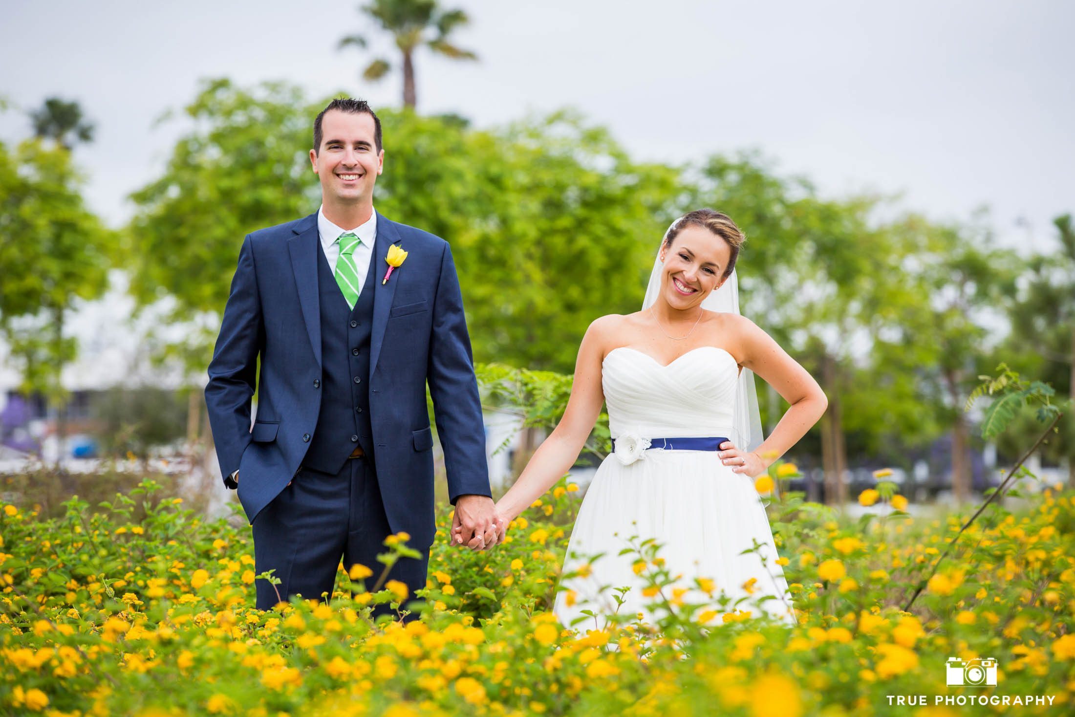 Waterfront Park Wedding