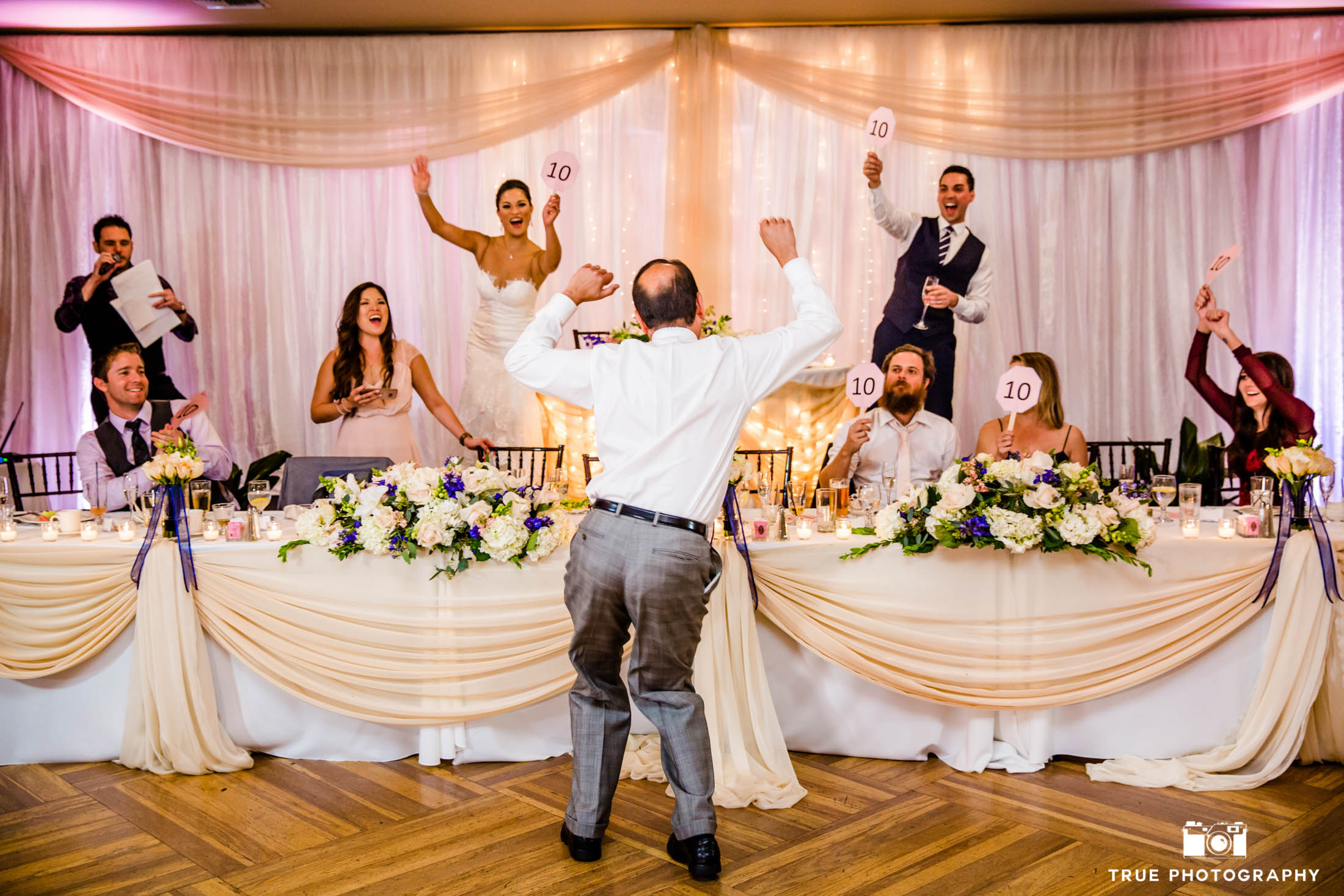 Wedding reception games create a unique experience for guest