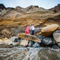 La Jolla Shores at low tide