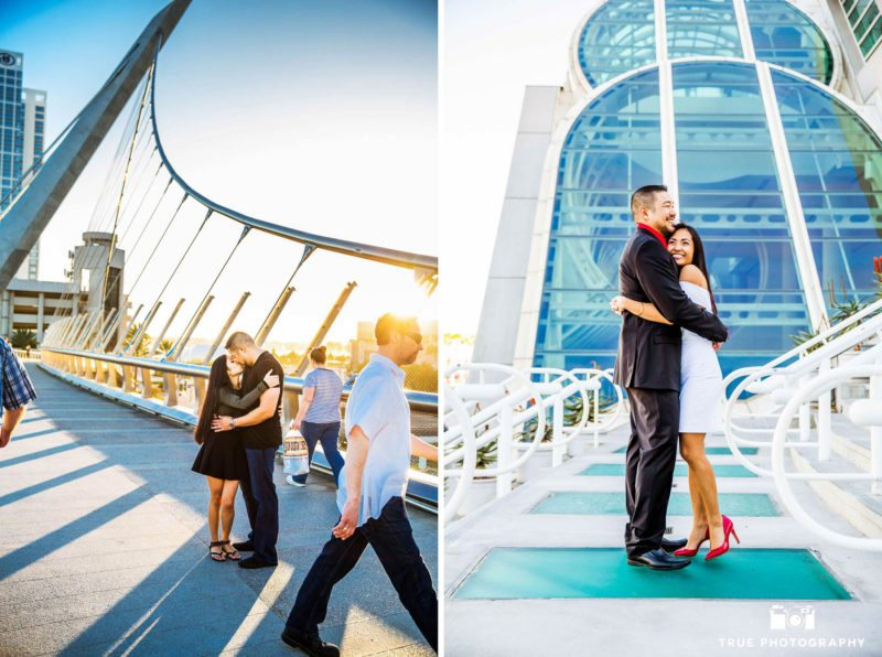 Downtown San Diego Engagement