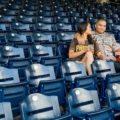 Petco Park Padres engagement shoot