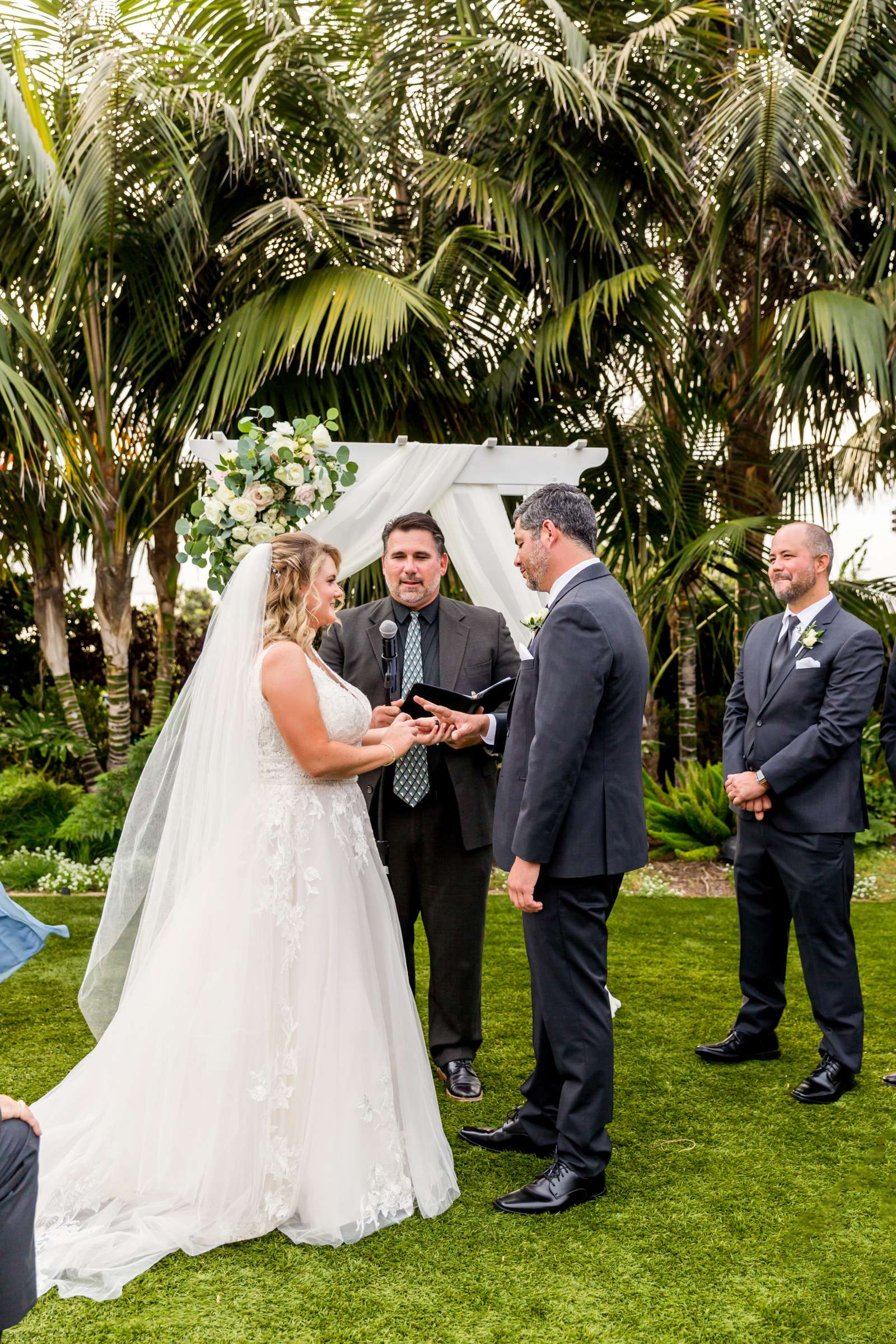 Cape Rey Carlsbad, A Hilton Resort Wedding, Michelle and Justin Wedding Photo #65 by True Photography