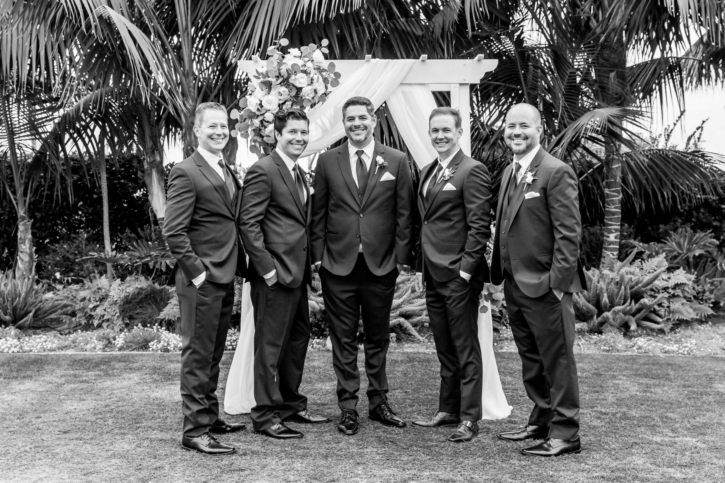 Cape Rey Carlsbad, A Hilton Resort Wedding, Michelle and Justin Wedding Photo #54 by True Photography