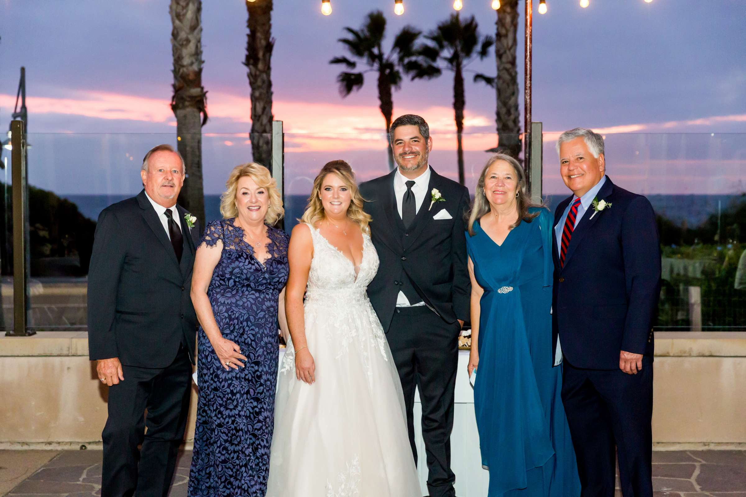 Cape Rey Carlsbad, A Hilton Resort Wedding, Michelle and Justin Wedding Photo #84 by True Photography
