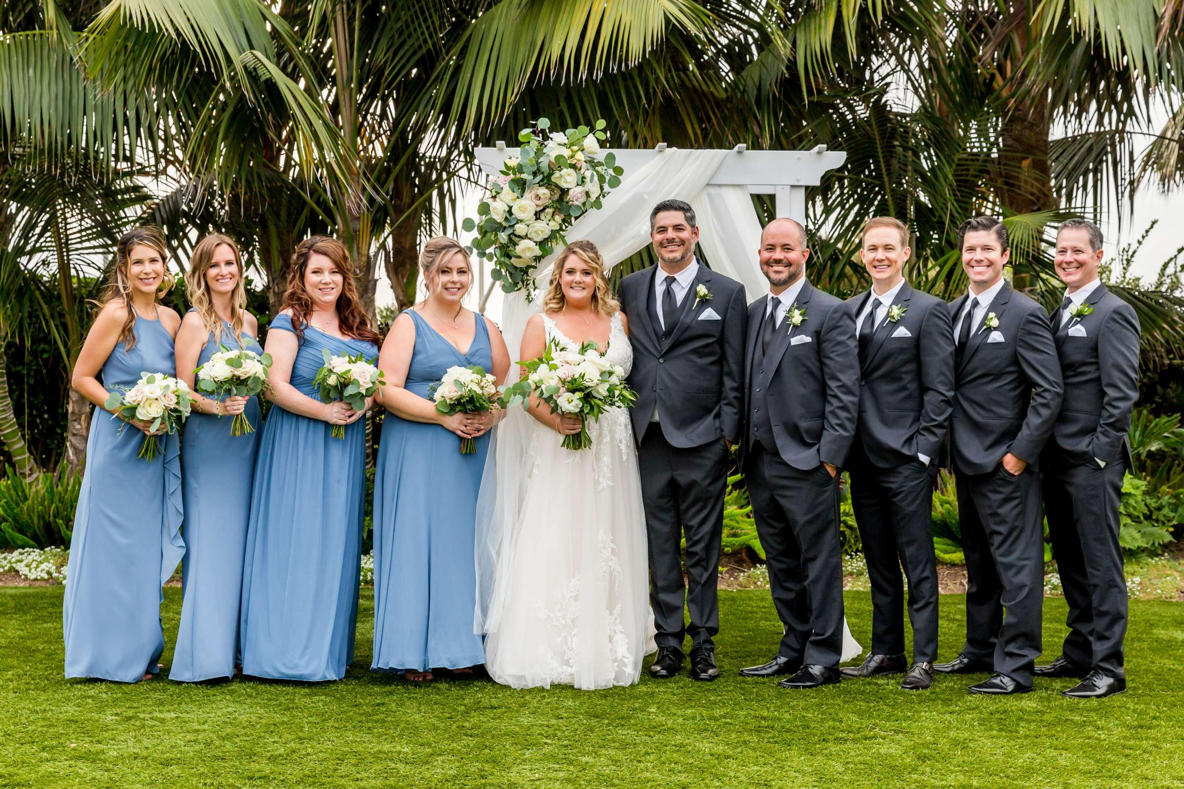 Cape Rey Carlsbad, A Hilton Resort Wedding, Michelle and Justin Wedding Photo #72 by True Photography