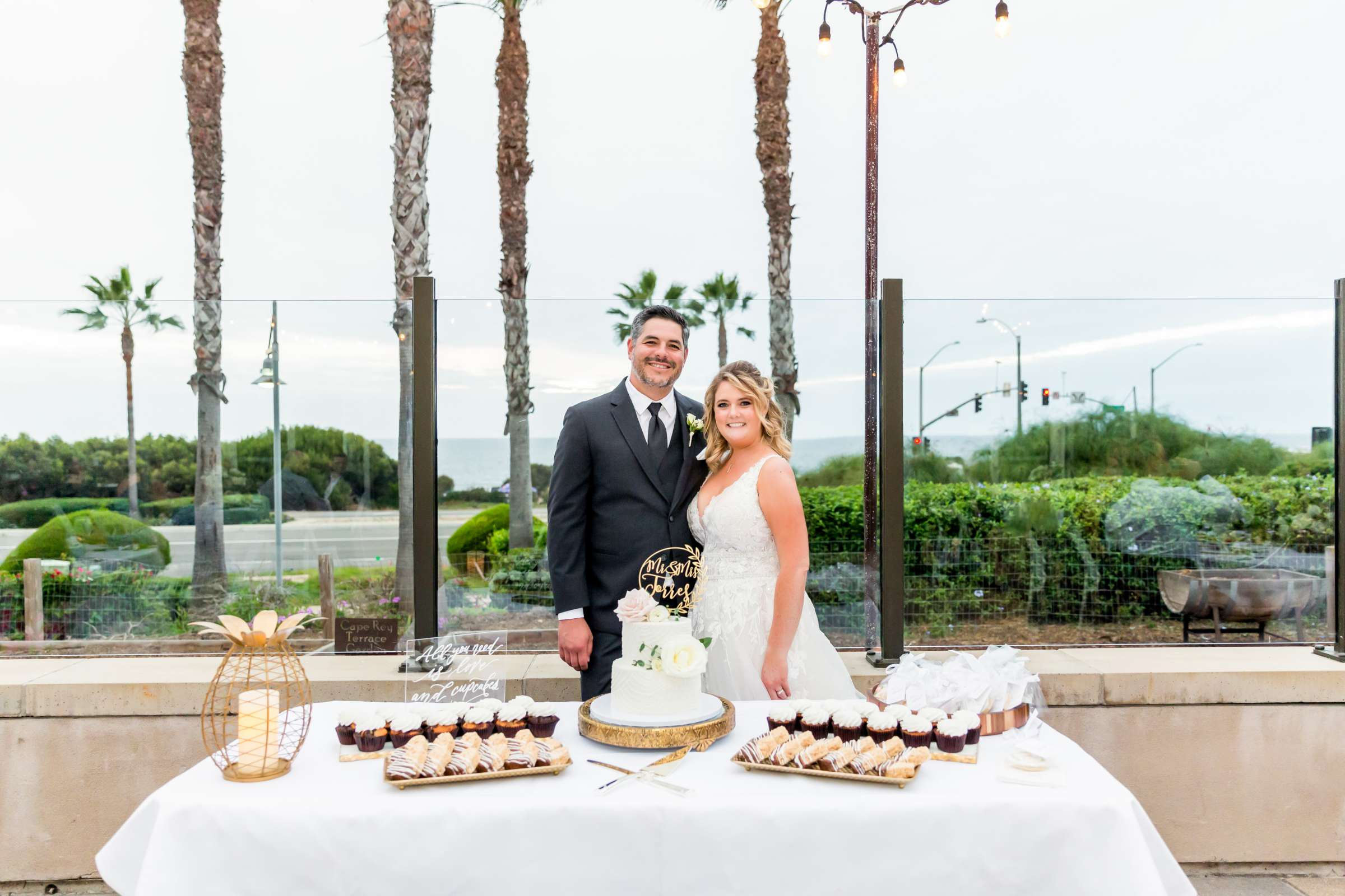 Cape Rey Carlsbad, A Hilton Resort Wedding, Michelle and Justin Wedding Photo #81 by True Photography