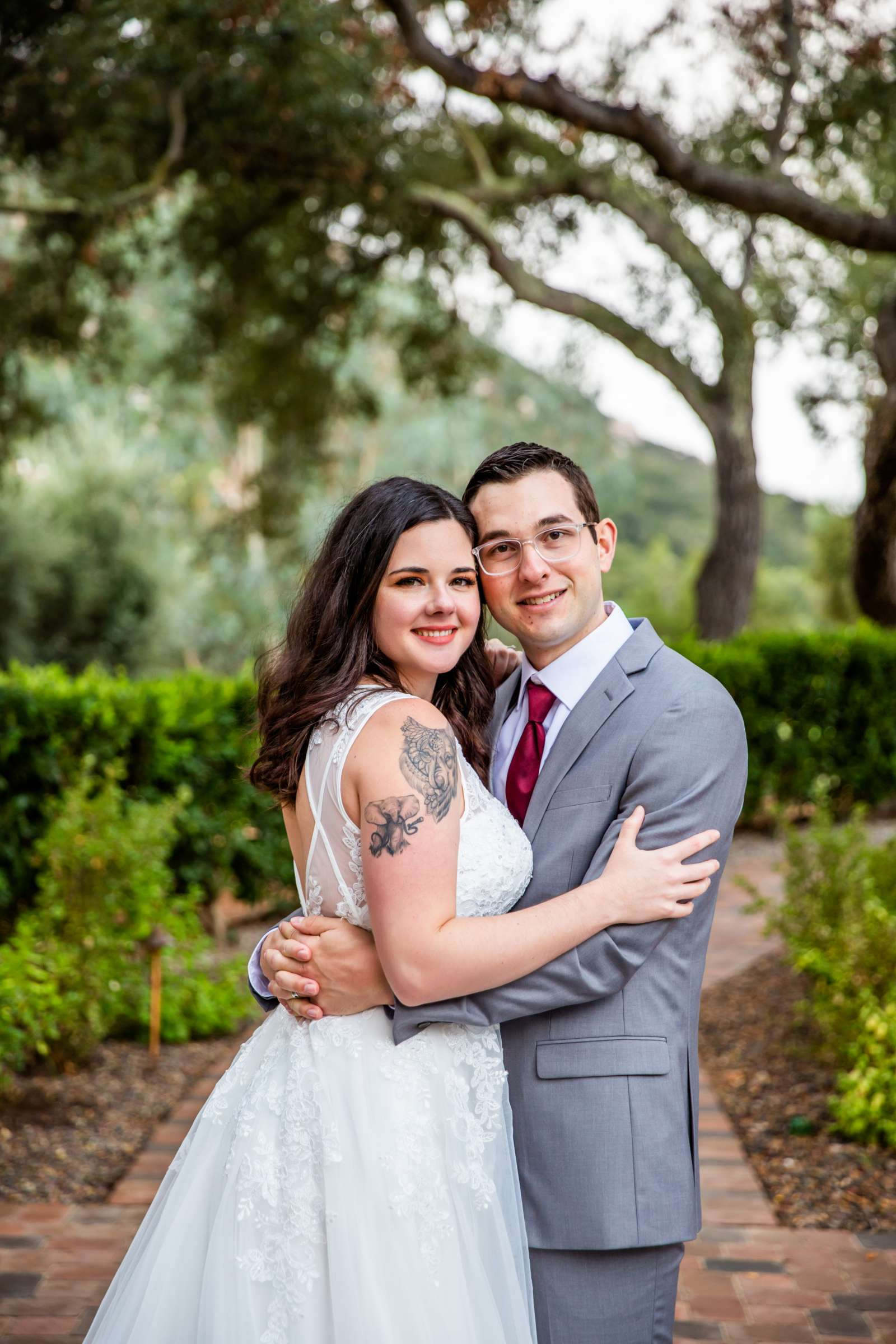 Mt Woodson Castle Wedding, Valerie and Ian Wedding Photo #28 by True Photography