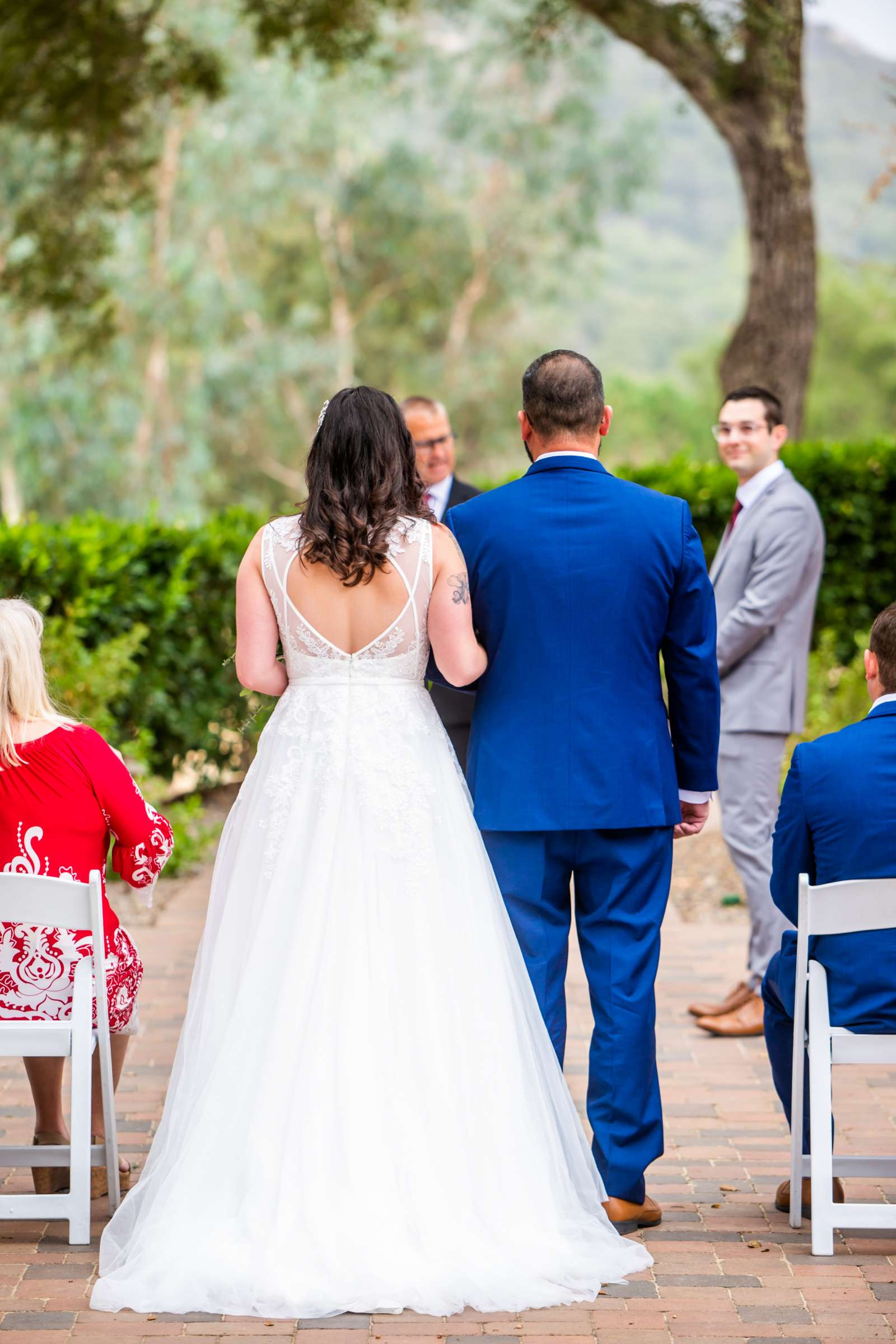 Mt Woodson Castle Wedding, Valerie and Ian Wedding Photo #59 by True Photography