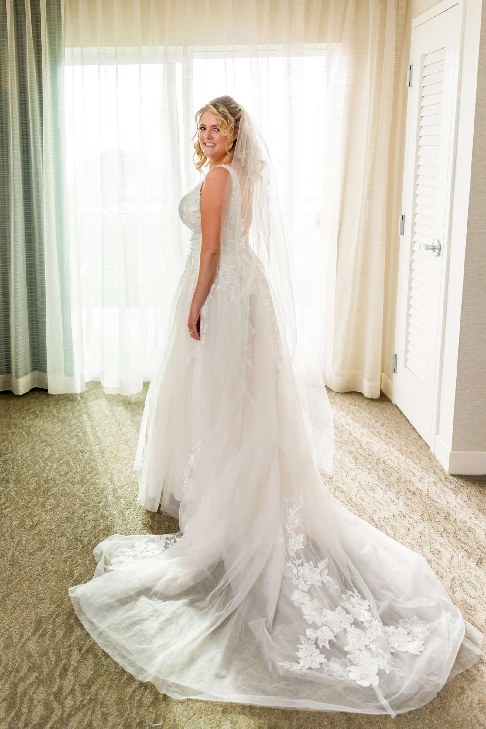 Cape Rey Carlsbad, A Hilton Resort Wedding, Michelle and Justin Wedding Photo #45 by True Photography
