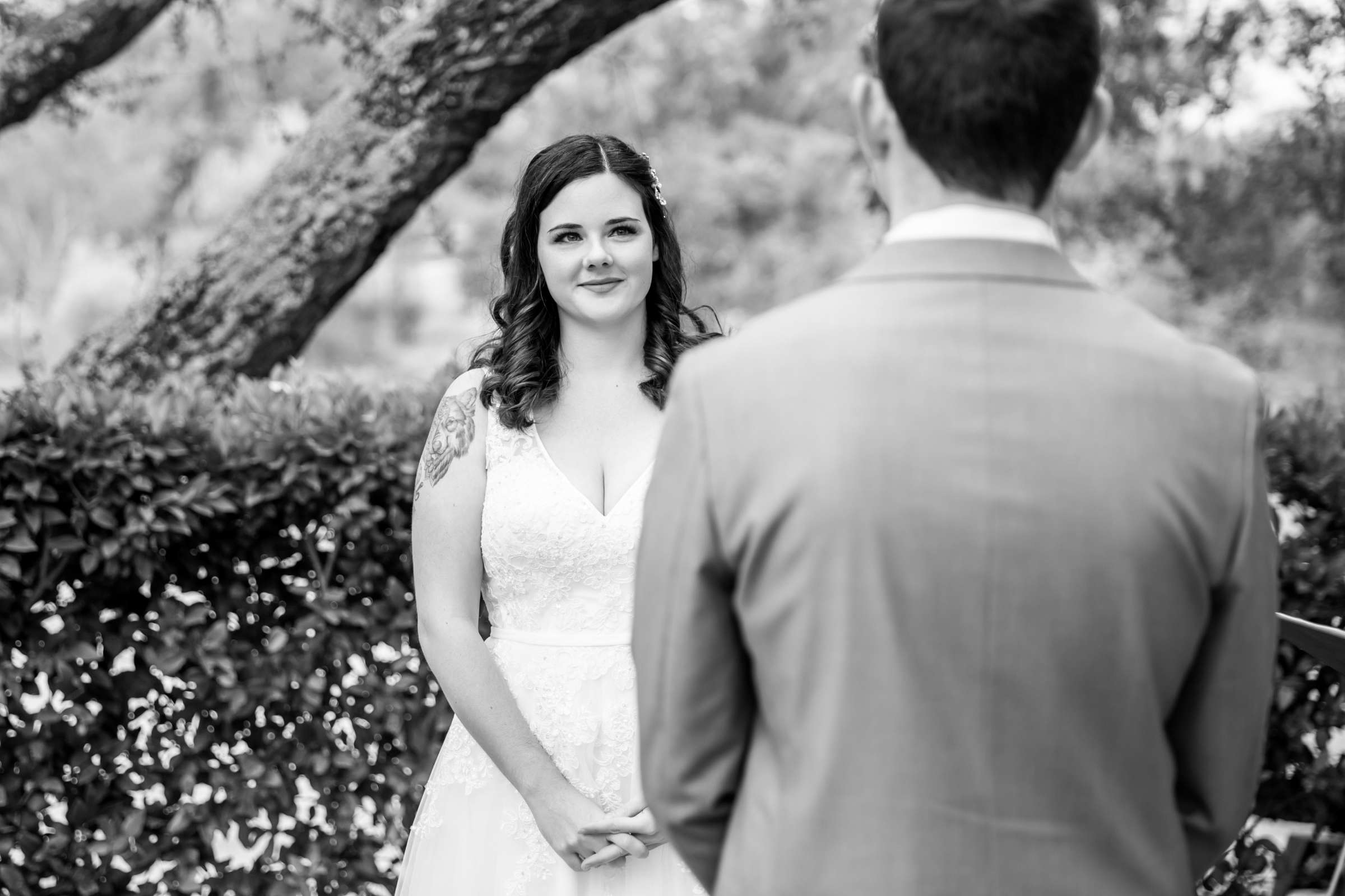 Mt Woodson Castle Wedding, Valerie and Ian Wedding Photo #65 by True Photography