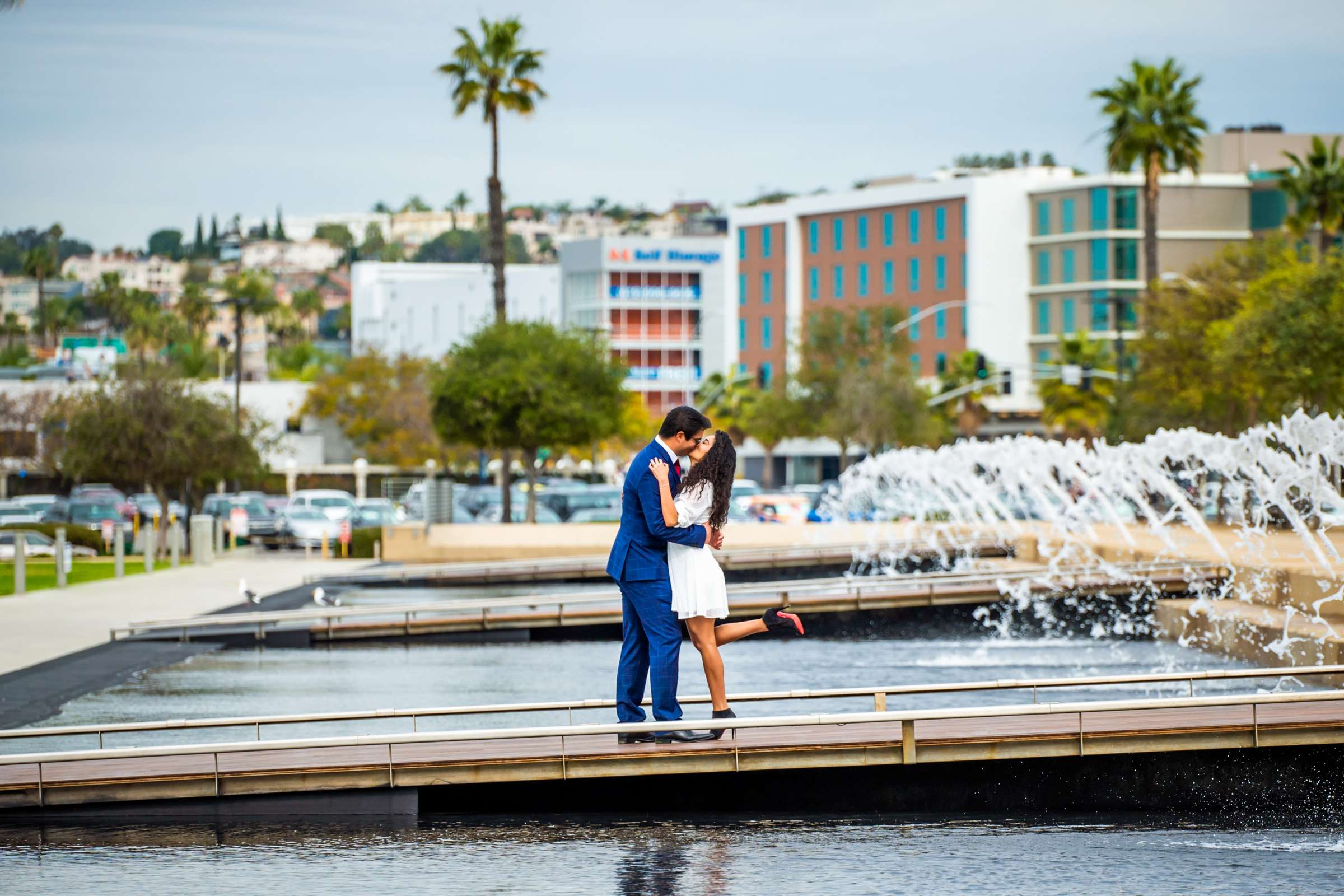 San Diego Courthouse Event, Gabriela and Peter Wedding Event Photo #622829 by True Photography