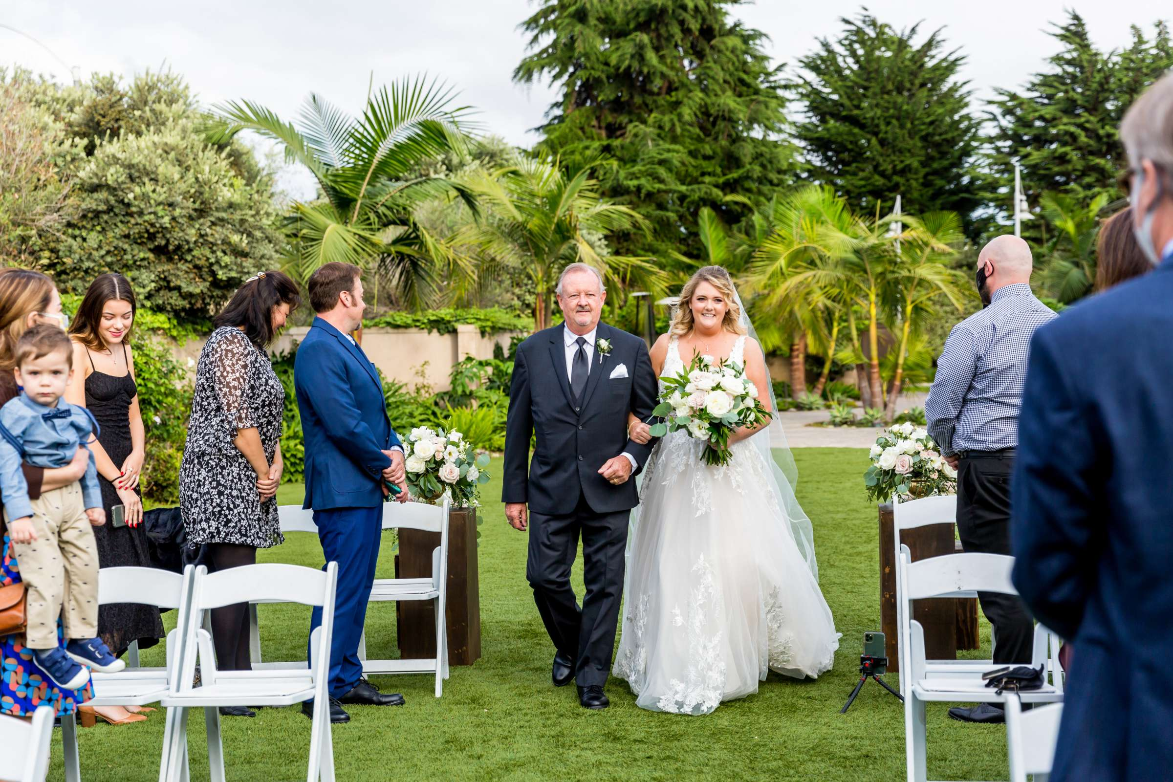 Cape Rey Carlsbad, A Hilton Resort Wedding, Michelle and Justin Wedding Photo #56 by True Photography
