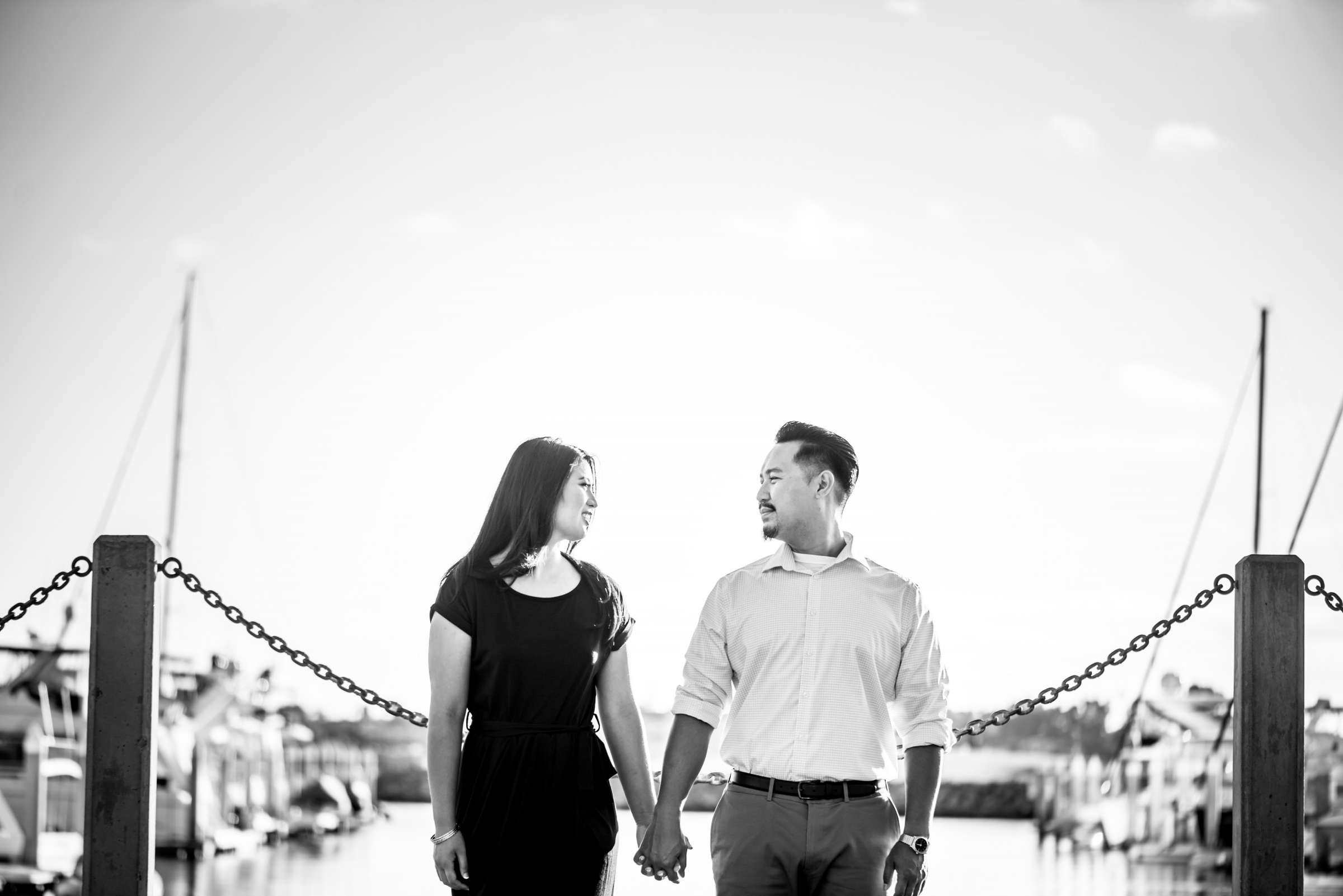 Engagement, Marijo and Ronnie Engagement Photo #16 by True Photography