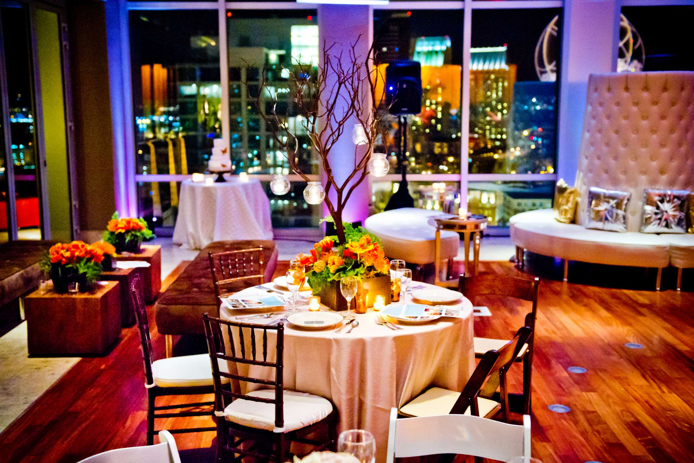 Ultimate Skybox Wedding coordinated by Creative Affairs Inc, Open House Wedding Photo #4 by True Photography
