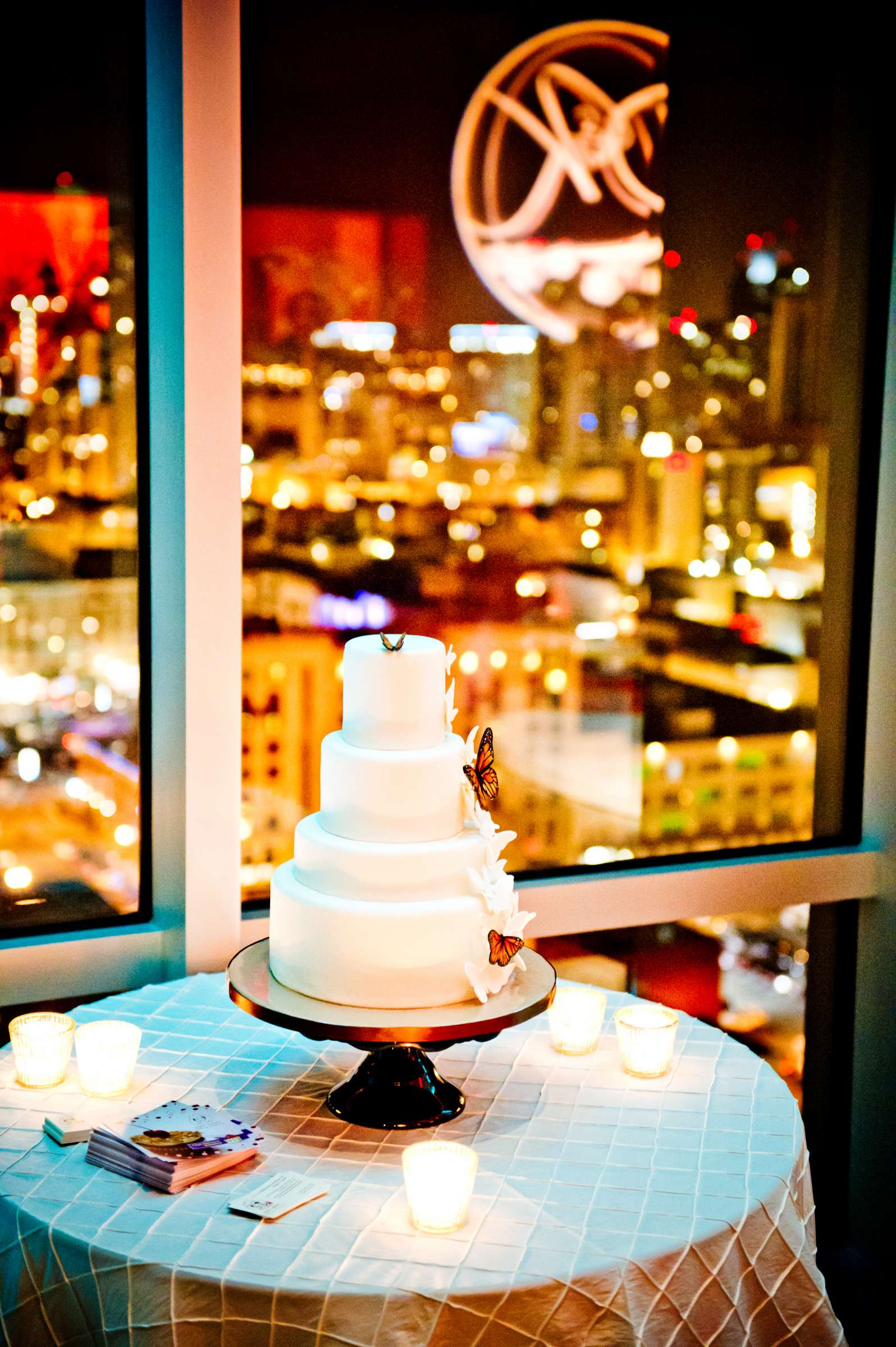 Ultimate Skybox Wedding coordinated by Creative Affairs Inc, Open House Wedding Photo #13 by True Photography