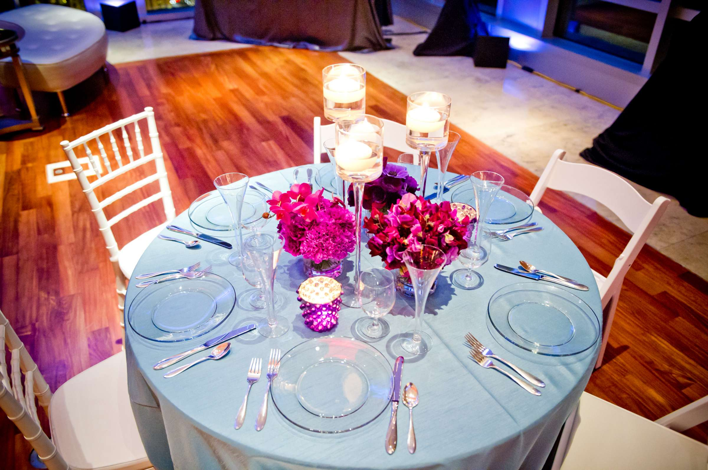 Ultimate Skybox Wedding coordinated by Creative Affairs Inc, Open House Wedding Photo #25 by True Photography