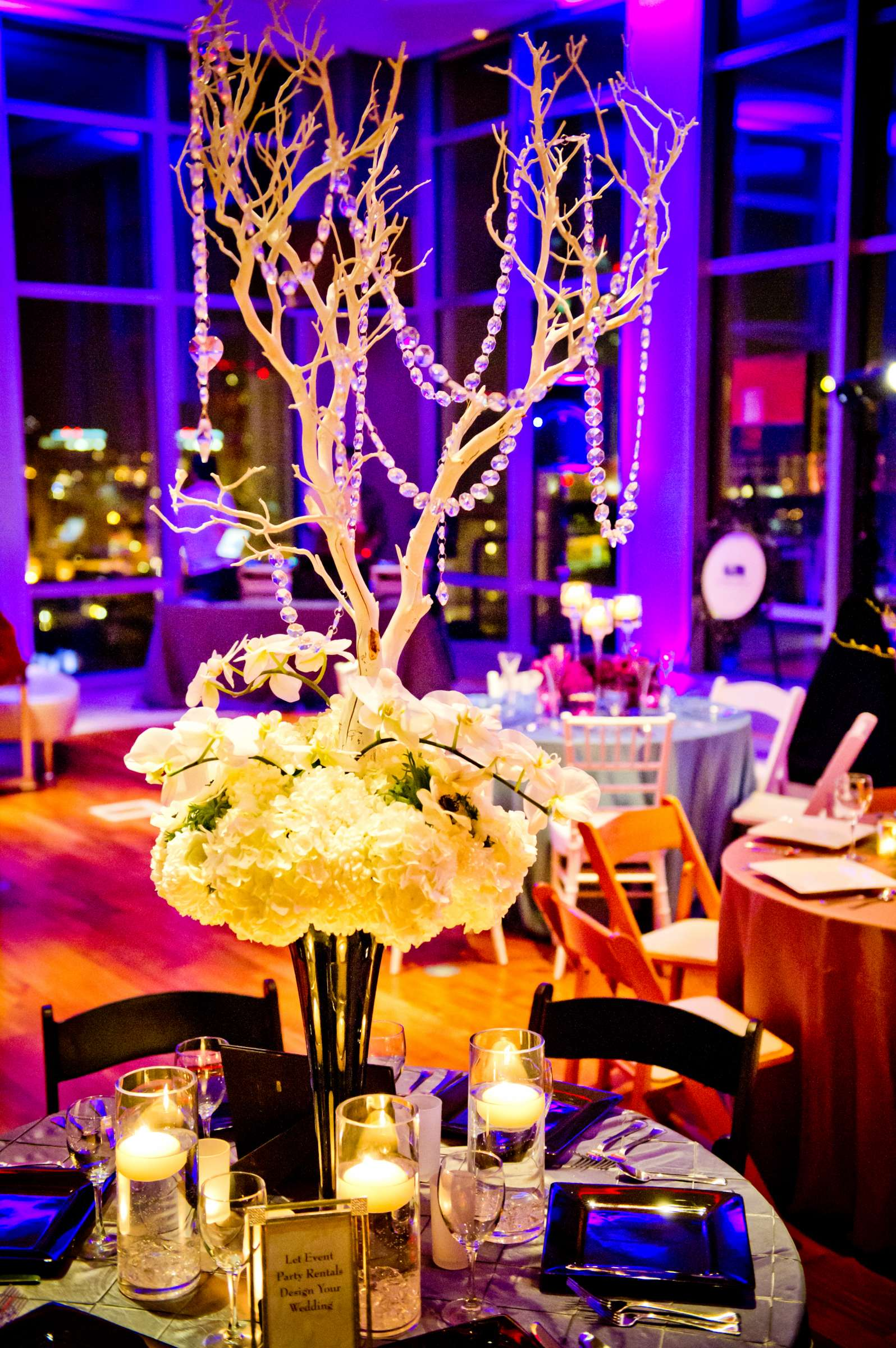 Ultimate Skybox Wedding coordinated by Creative Affairs Inc, Open House Wedding Photo #42 by True Photography