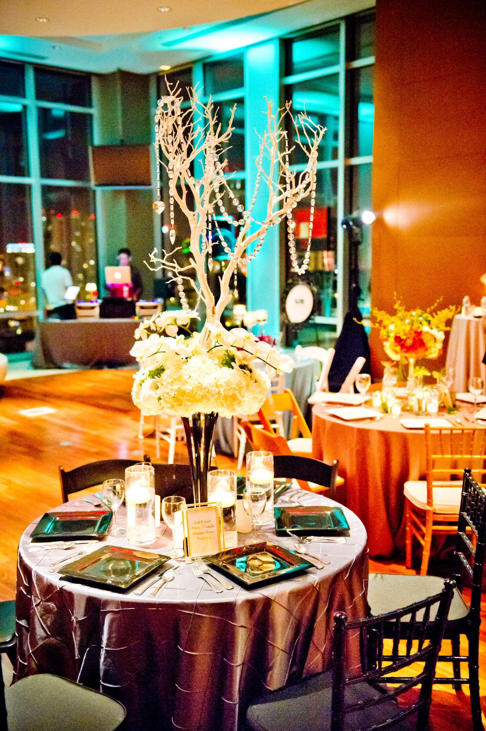 Ultimate Skybox Wedding coordinated by Creative Affairs Inc, Open House Wedding Photo #43 by True Photography