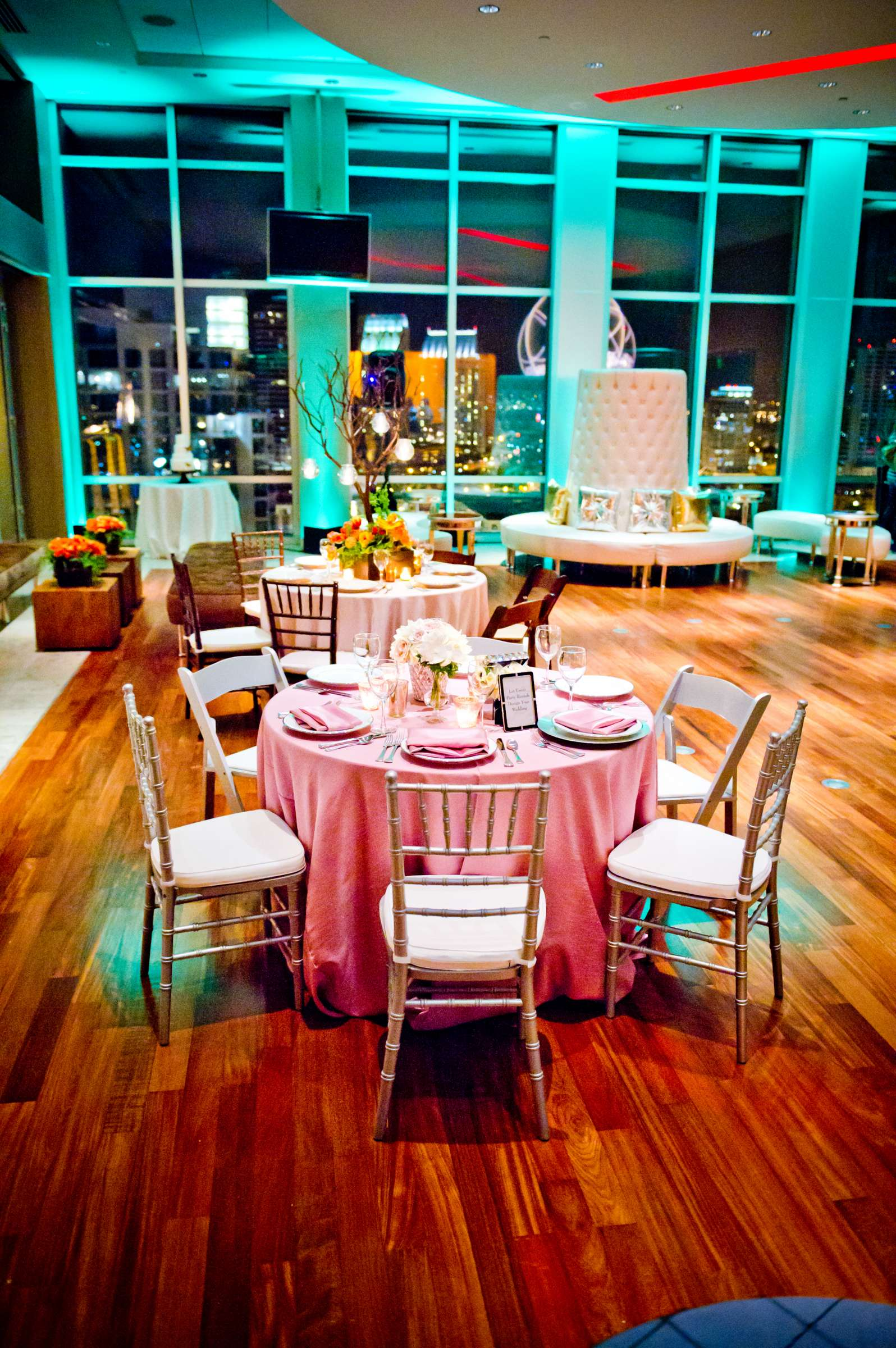 Ultimate Skybox Wedding coordinated by Creative Affairs Inc, Open House Wedding Photo #48 by True Photography