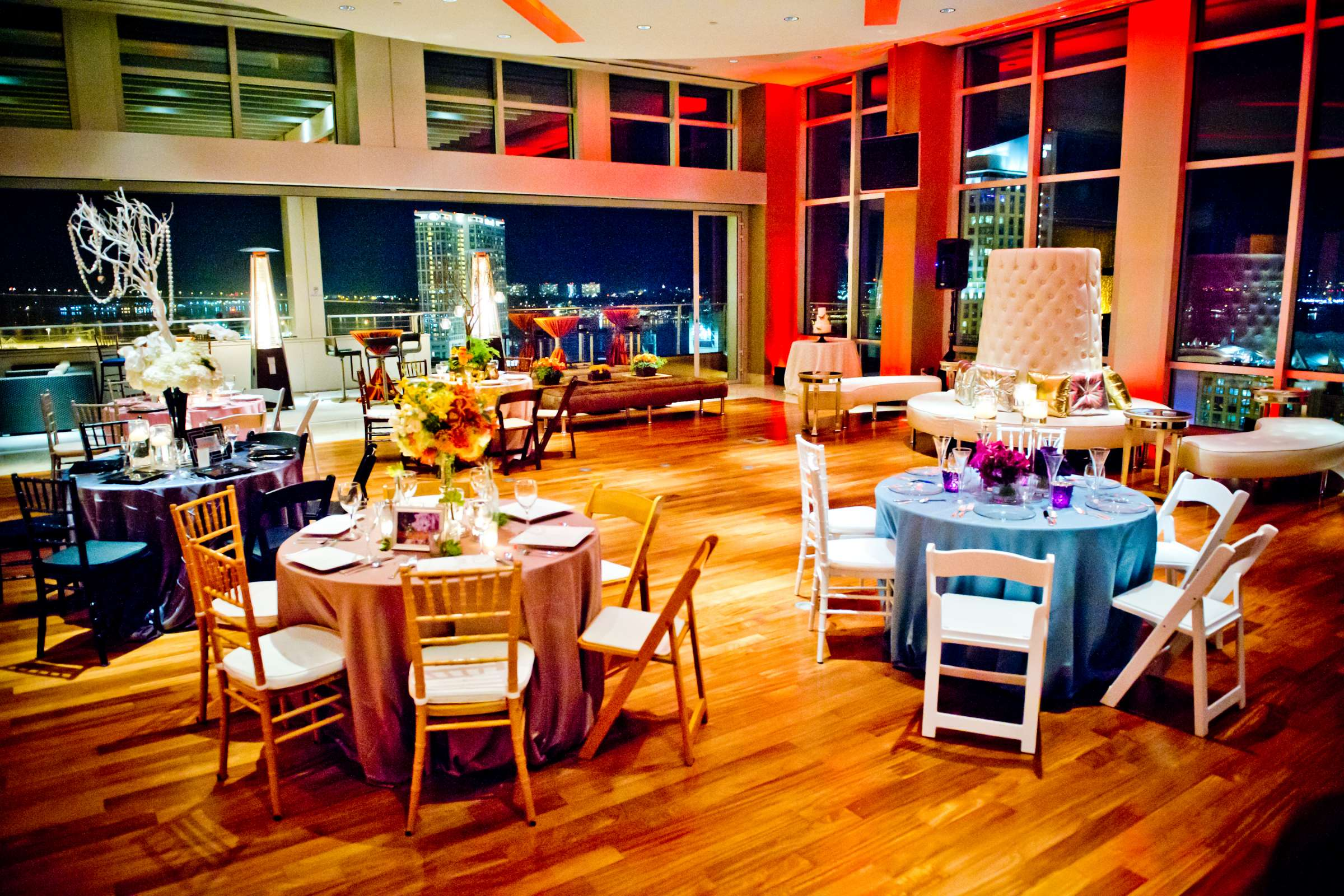 Ultimate Skybox Wedding coordinated by Creative Affairs Inc, Open House Wedding Photo #51 by True Photography