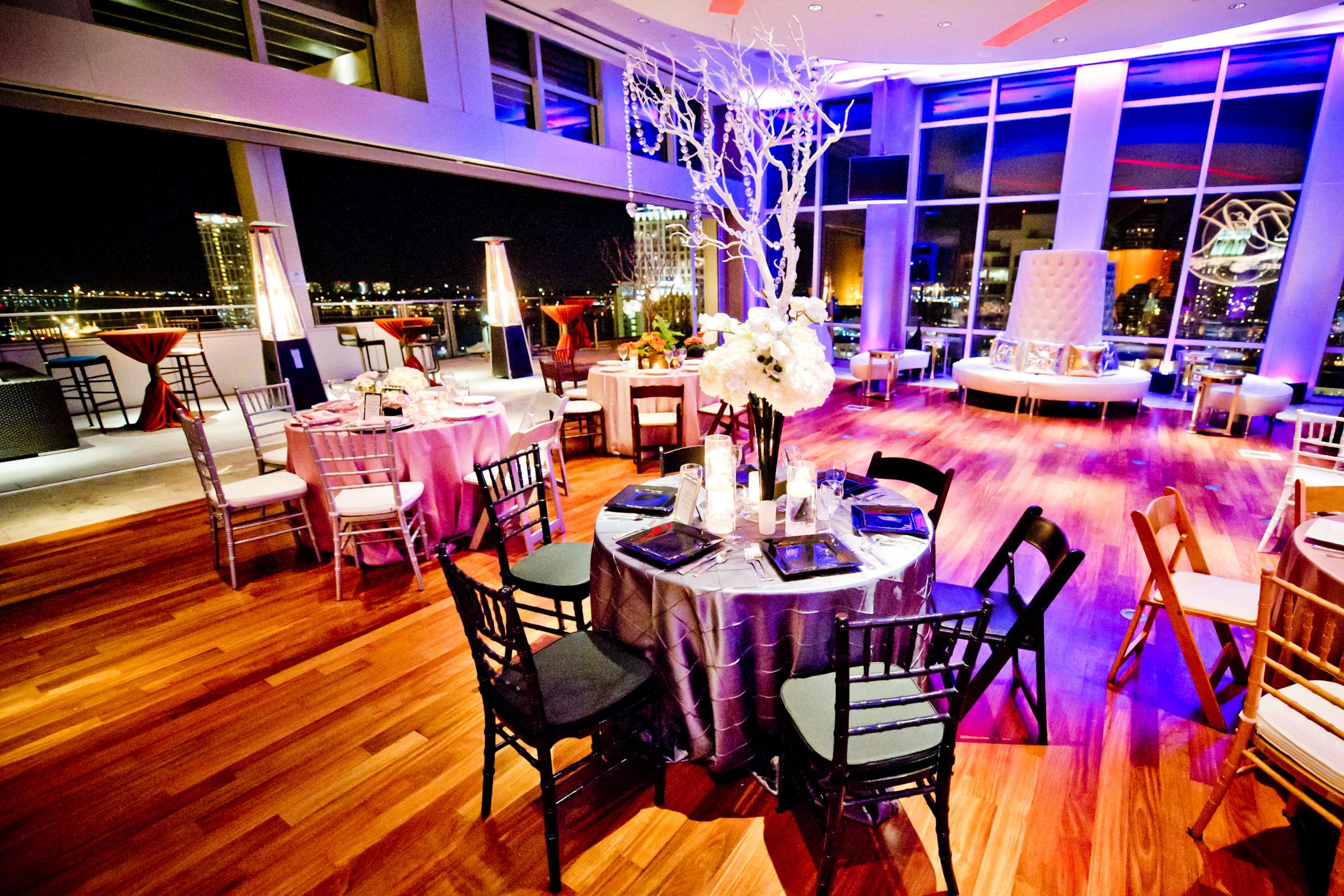Ultimate Skybox Wedding coordinated by Creative Affairs Inc, Open House Wedding Photo #56 by True Photography