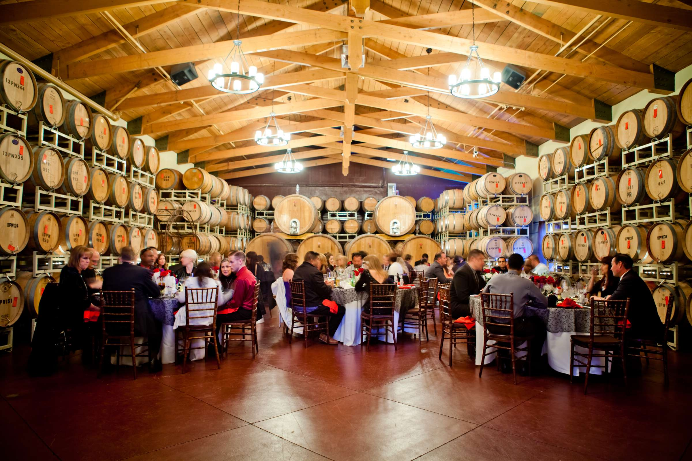 Ponte Estate Winery Wedding, Aleida and Bob Wedding Photo #113634 by True Photography
