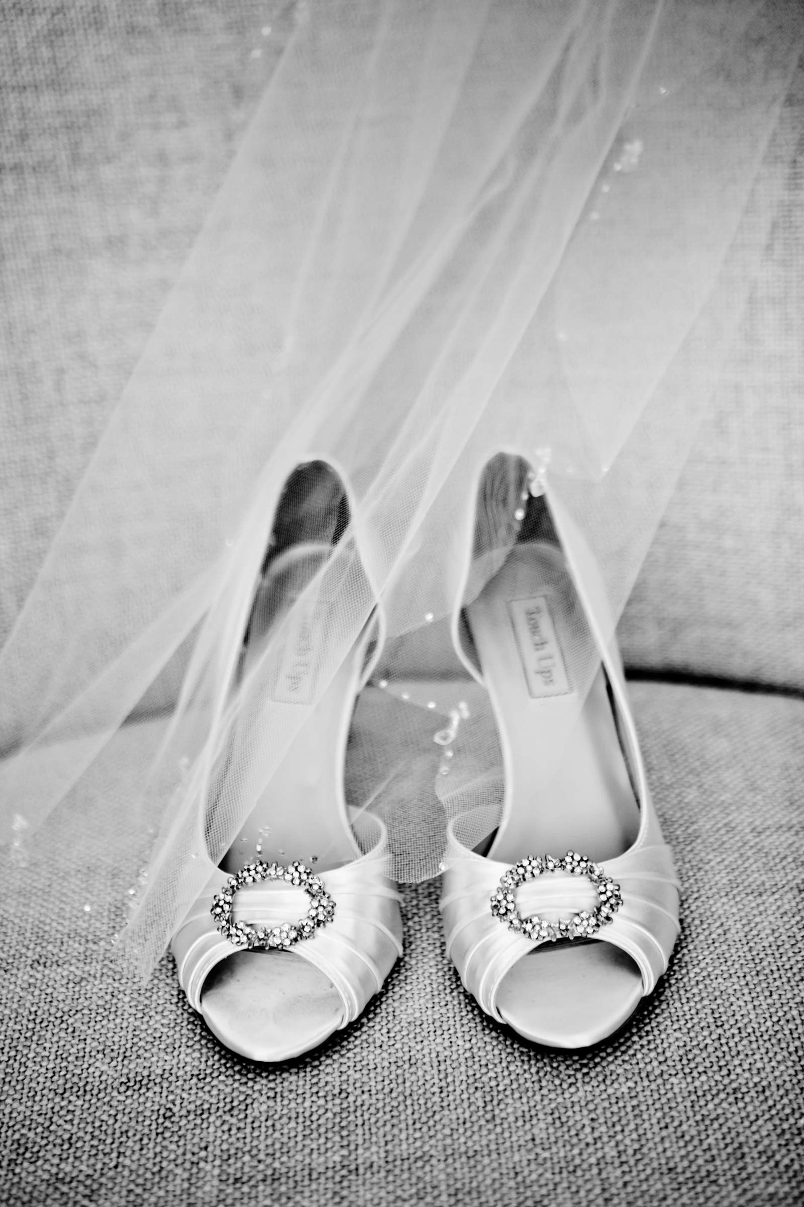 Shoes at Ultimate Skybox Wedding, Chelsea and Frank Wedding Photo #24 by True Photography