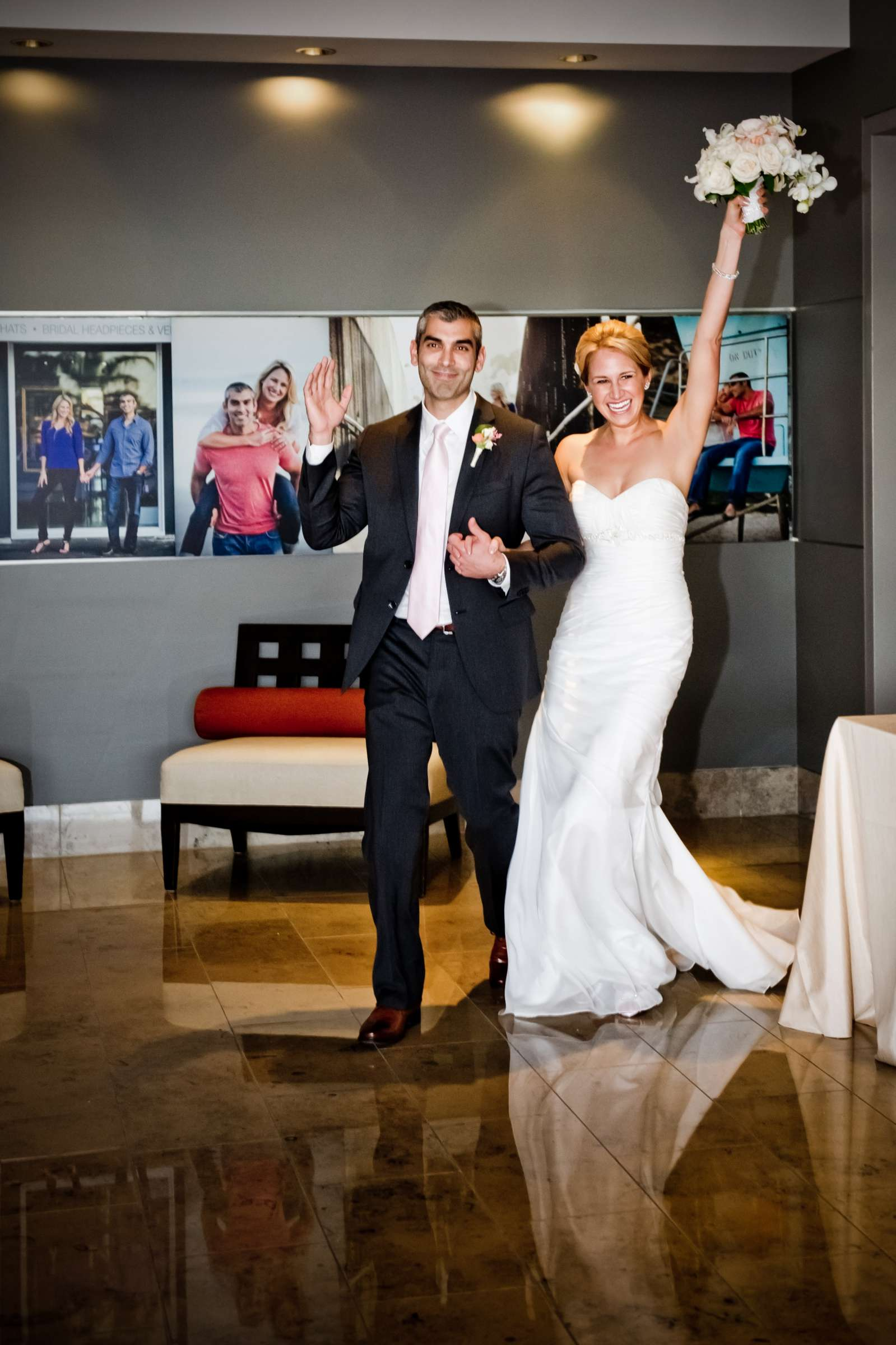 Reception at Ultimate Skybox Wedding, Chelsea and Frank Wedding Photo #50 by True Photography