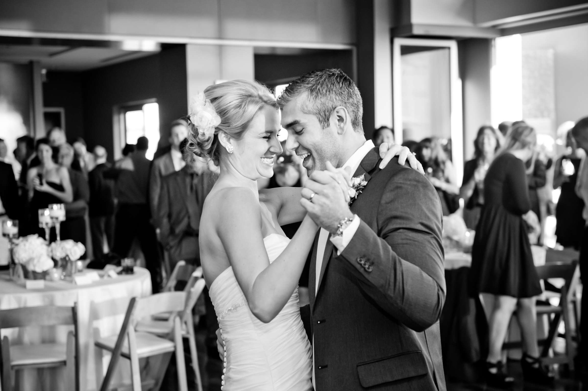 Ultimate Skybox Wedding, Chelsea and Frank Wedding Photo #51 by True Photography