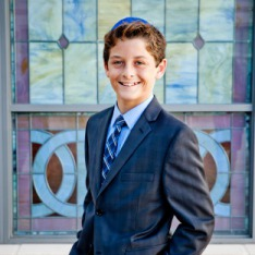 Levy Bar Mitzvah