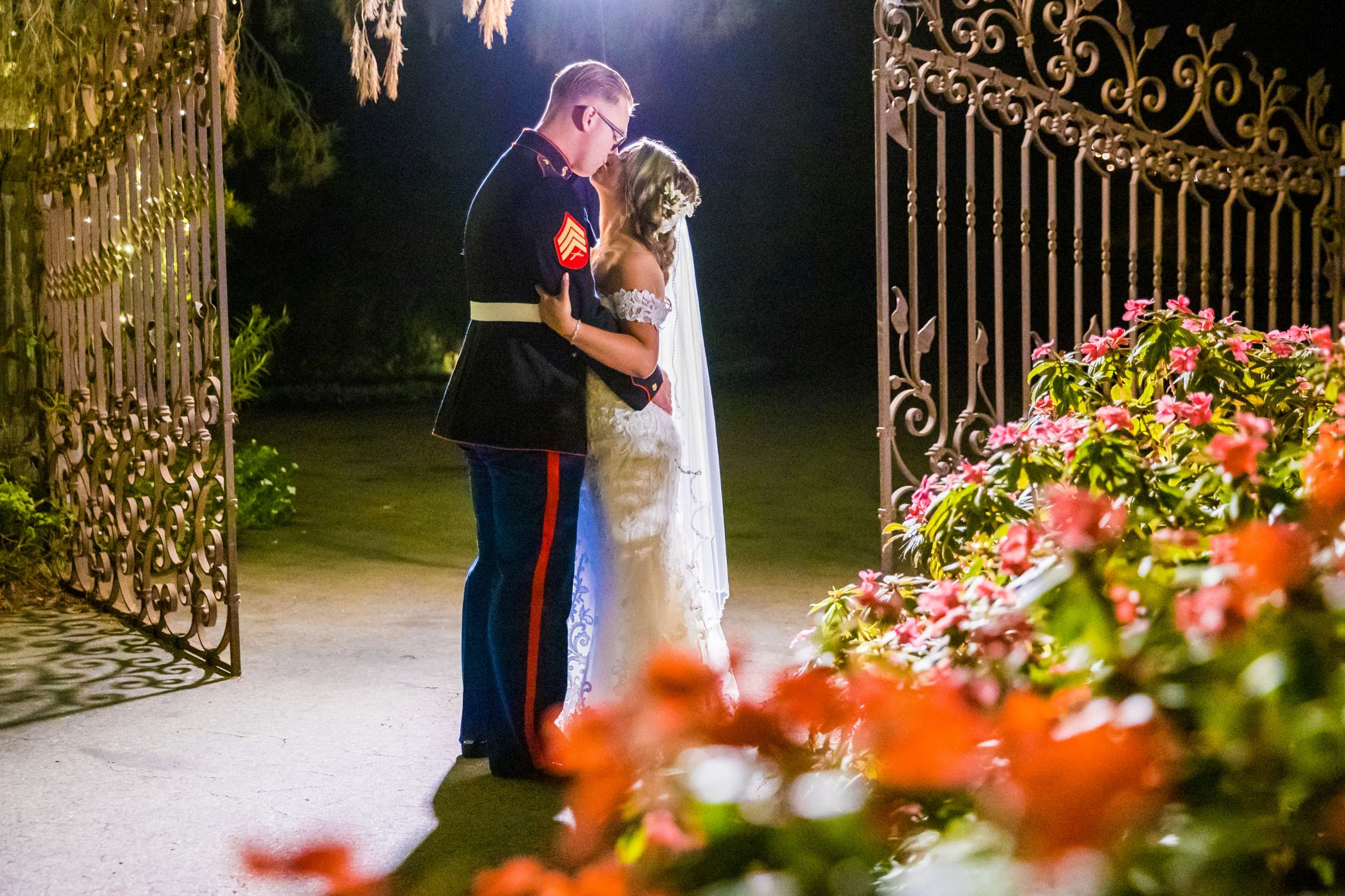 Ethereal Gardens Wedding, Danielle and Ben Wedding Photo #49 by True Photography