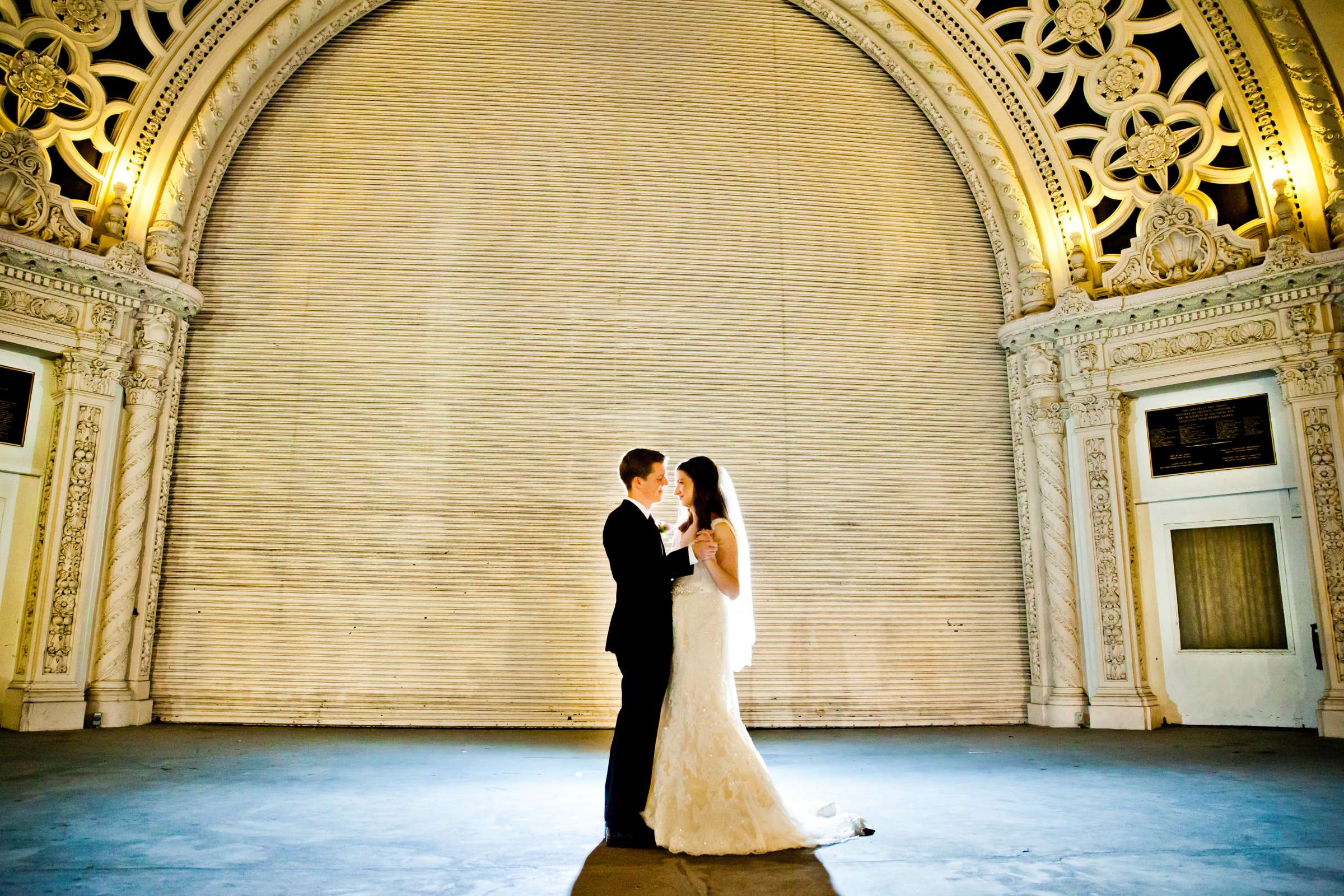 The Prado Wedding coordinated by First Comes Love Weddings & Events, Erin and Peter Wedding Photo #2 by True Photography