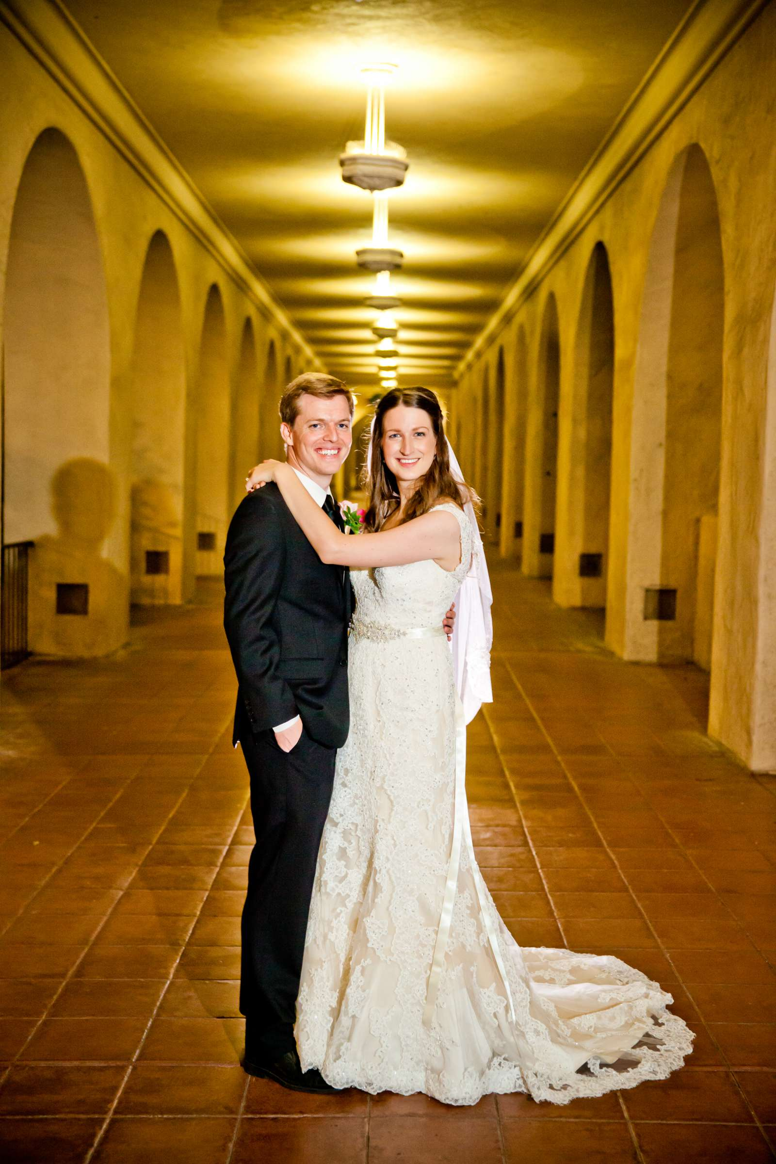 The Prado Wedding coordinated by First Comes Love Weddings & Events, Erin and Peter Wedding Photo #12 by True Photography