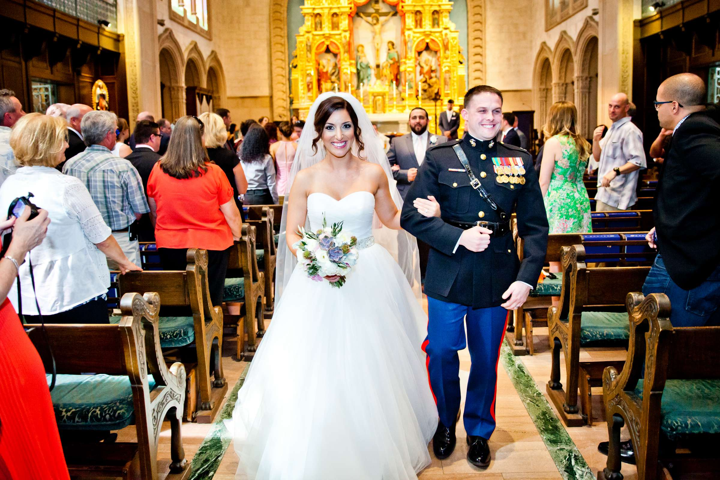 Admiral Kidd Club Wedding coordinated by Founders Chapel, Ashley and Andrew Wedding Photo #145444 by True Photography