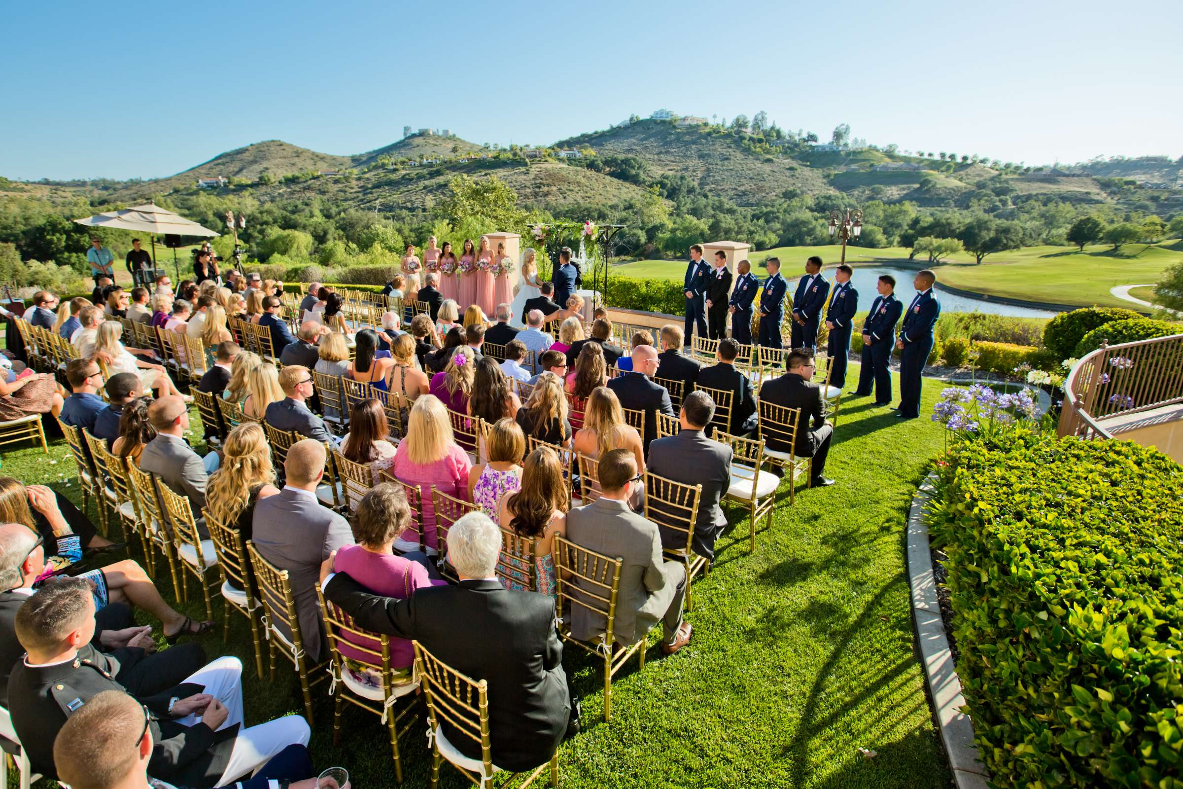 Maderas Golf Club Wedding coordinated by Tres Chic Affairs, Kelly and Kenneth Wedding Photo #10 by True Photography