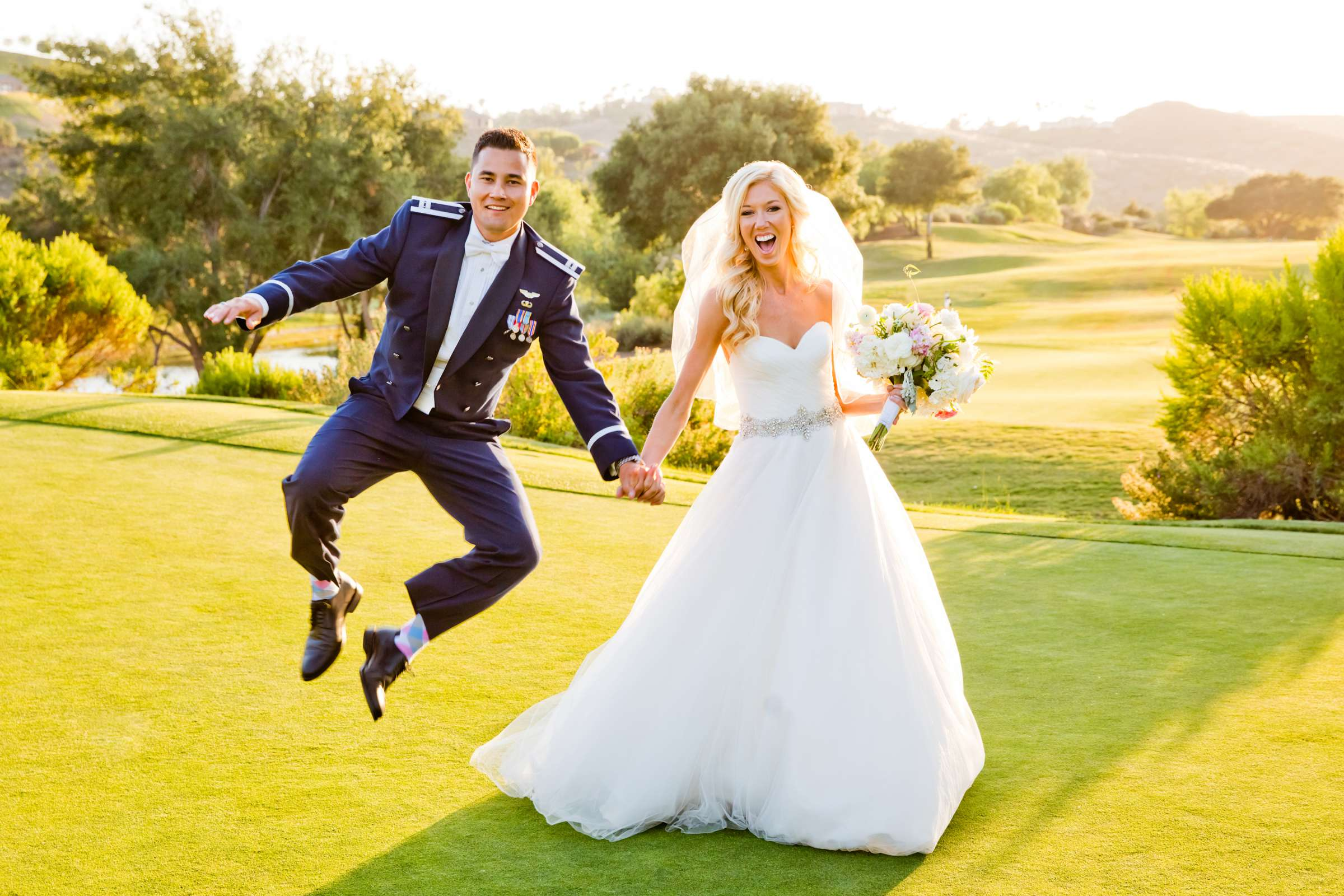 Maderas Golf Club Wedding coordinated by Tres Chic Affairs, Kelly and Kenneth Wedding Photo #1 by True Photography