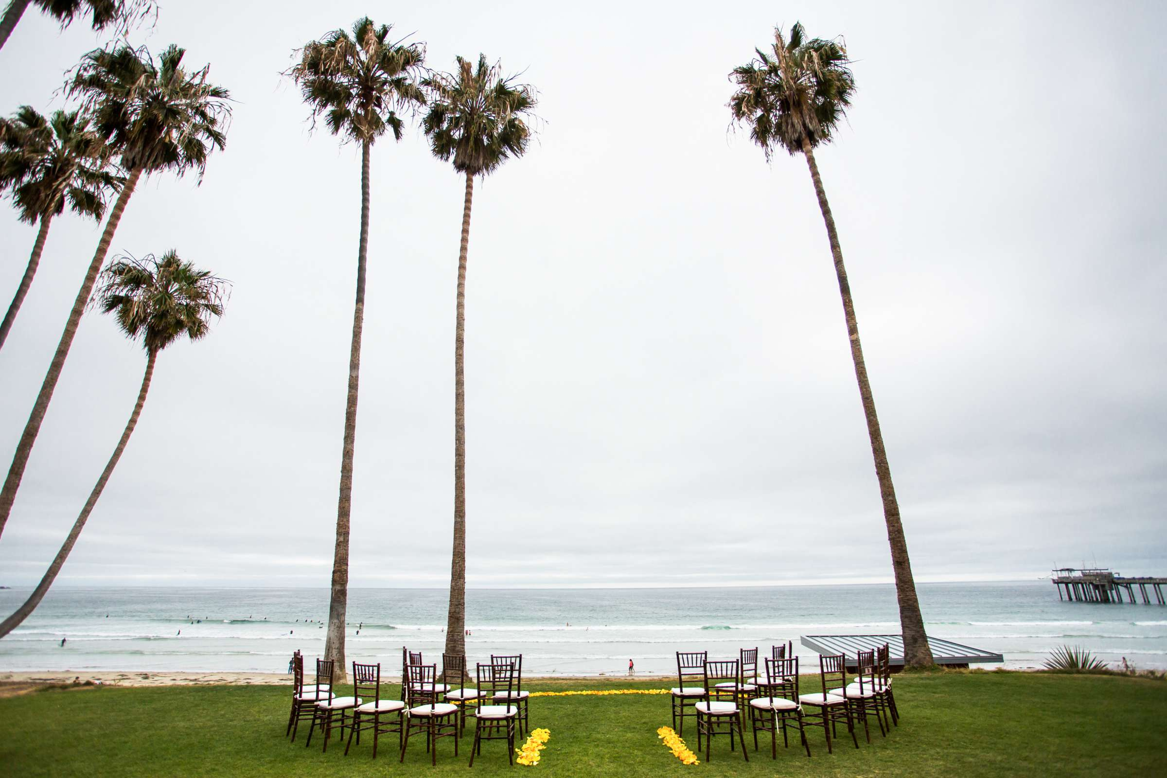 Scripps Seaside Forum Wedding coordinated by Francine Ribeau Events, Shaina and Christopher Wedding Photo #13 by True Photography