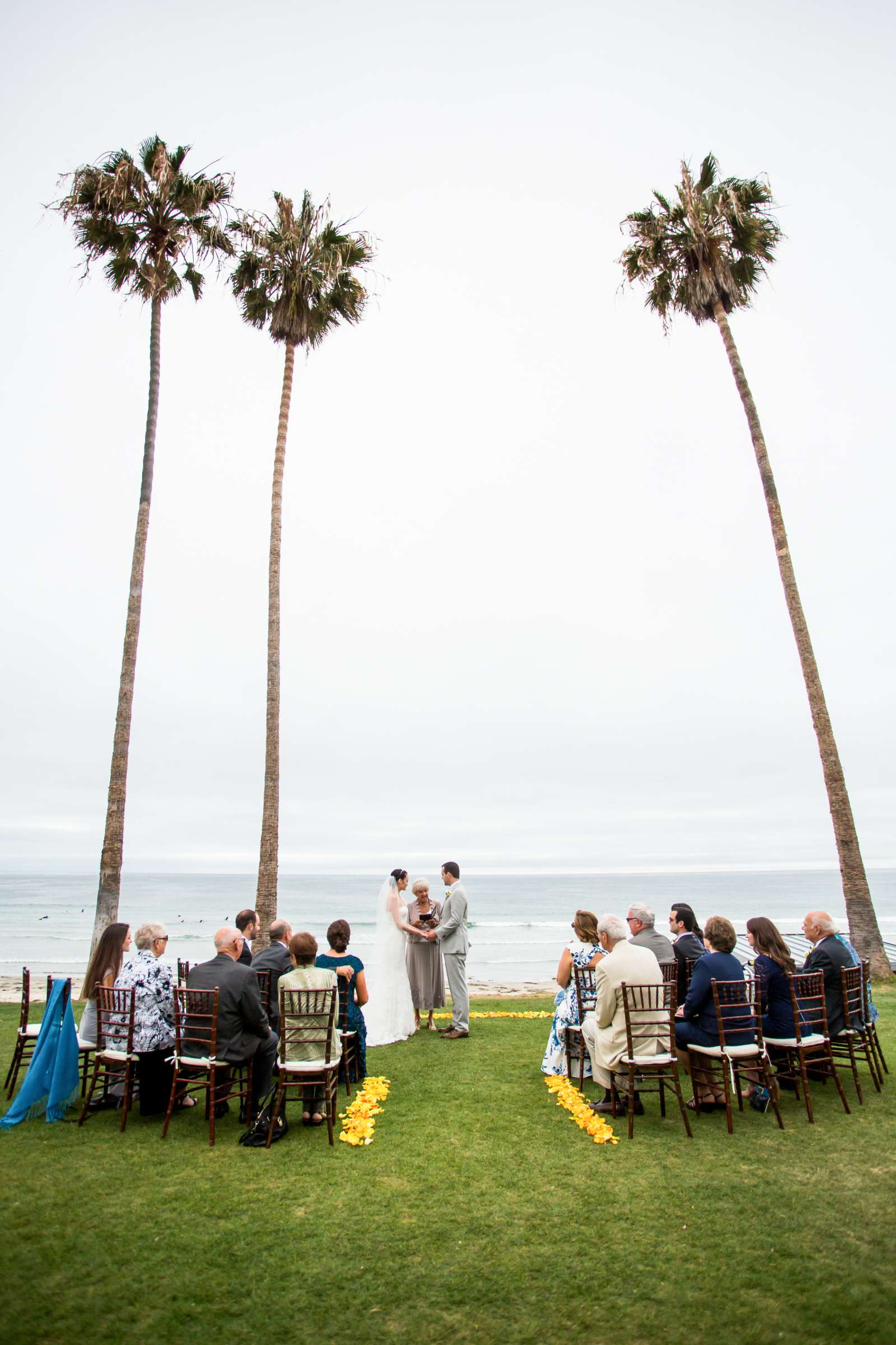 Scripps Seaside Forum Wedding coordinated by Francine Ribeau Events, Shaina and Christopher Wedding Photo #24 by True Photography