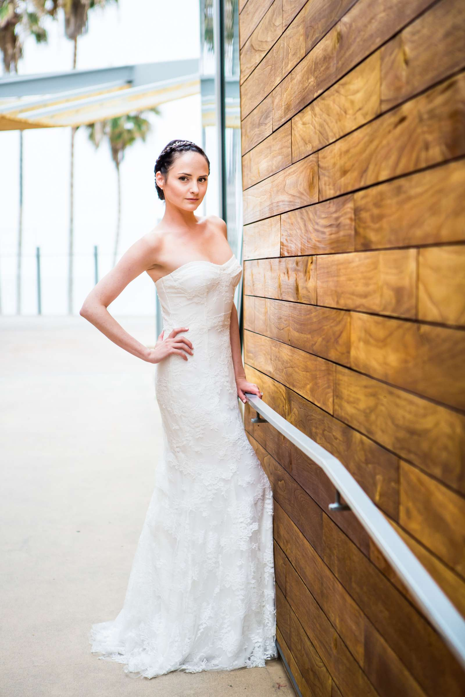 Scripps Seaside Forum Wedding coordinated by Francine Ribeau Events, Shaina and Christopher Wedding Photo #43 by True Photography