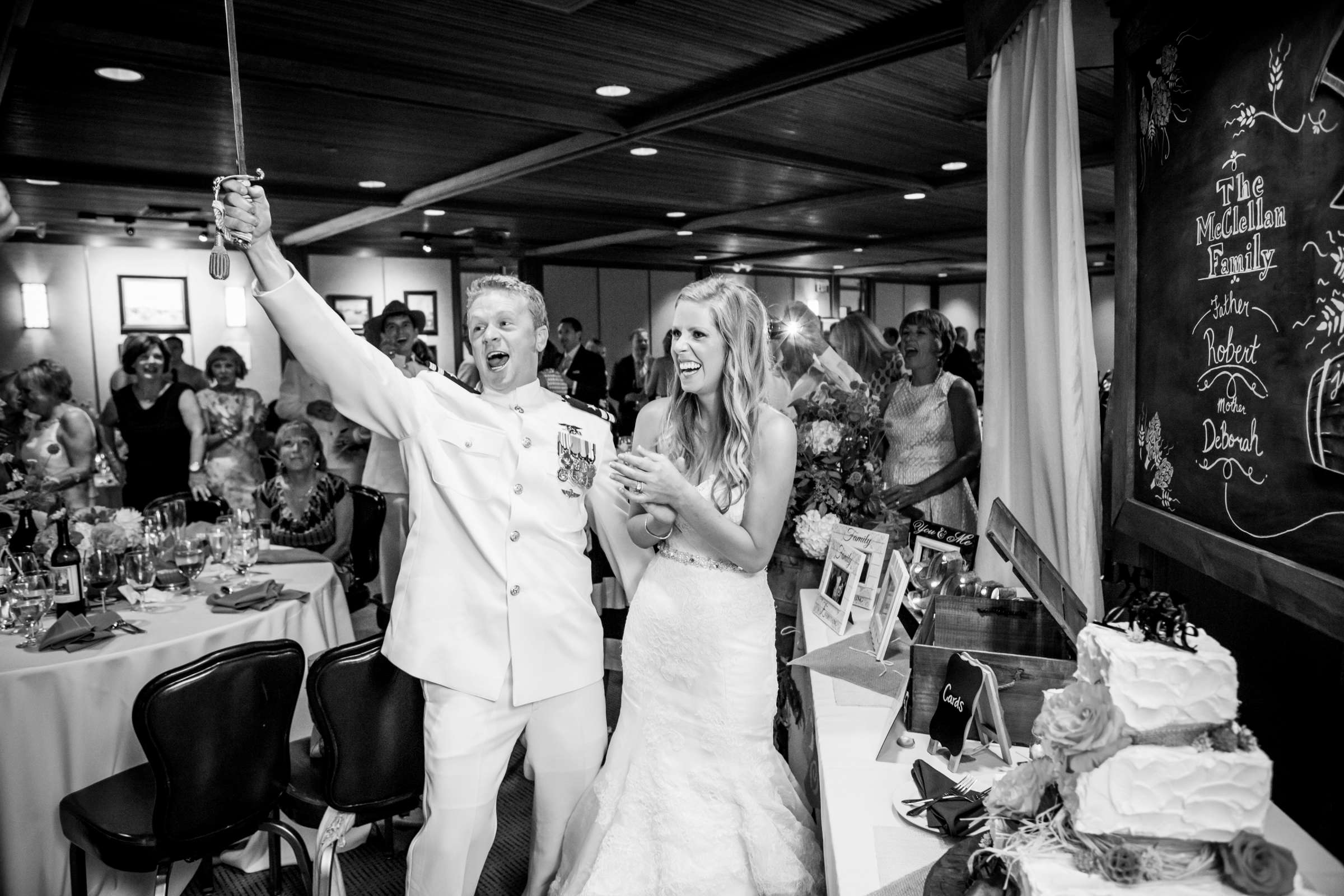 San Diego Yacht Club Wedding coordinated by Amy June Weddings & Events, Sara and Bill Wedding Photo #86 by True Photography