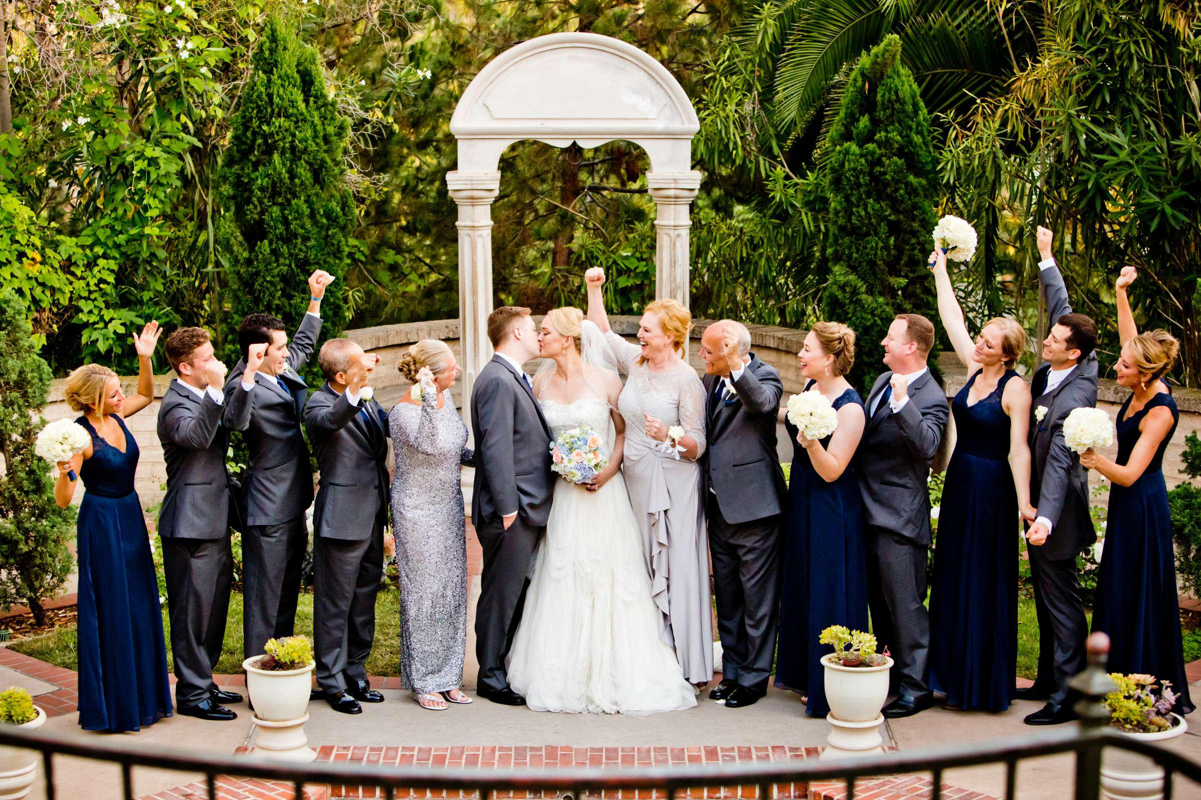 The Prado Wedding coordinated by Sublime Weddings, Ashley and Andrew Wedding Photo #10 by True Photography