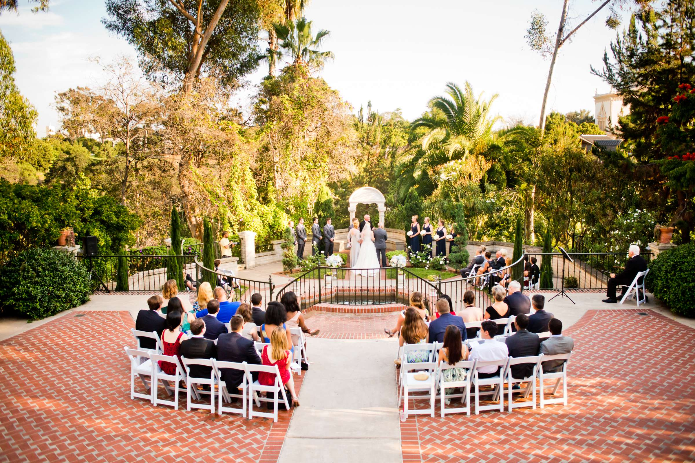 The Prado Wedding coordinated by Sublime Weddings, Ashley and Andrew Wedding Photo #12 by True Photography