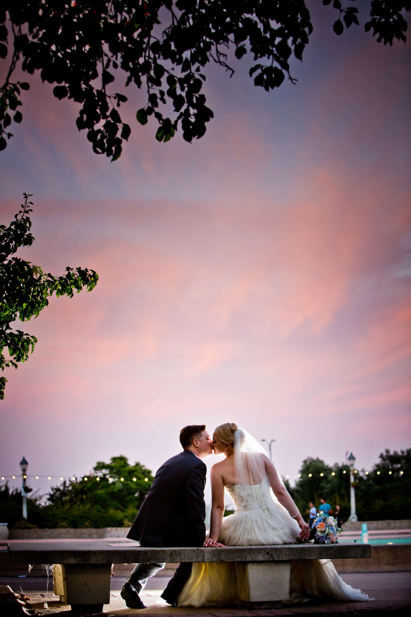 The Prado Wedding coordinated by Sublime Weddings, Ashley and Andrew Wedding Photo #4 by True Photography