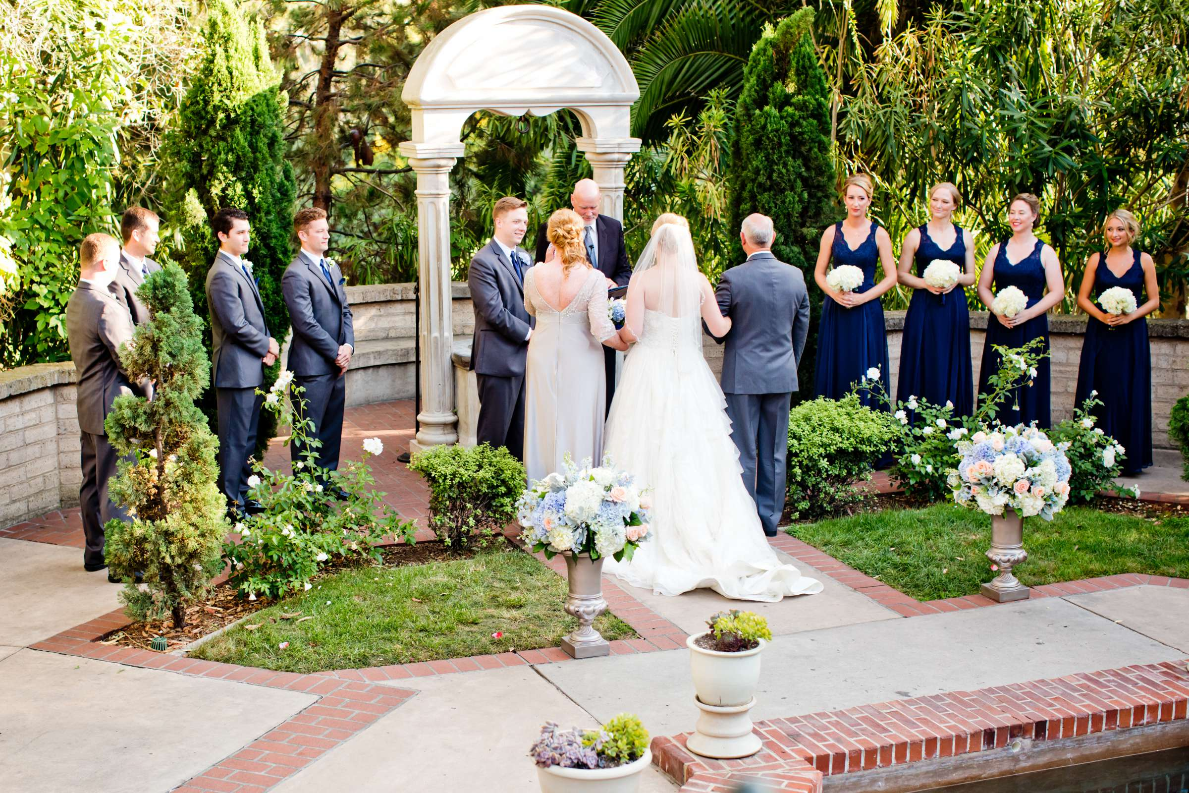 The Prado Wedding coordinated by Sublime Weddings, Ashley and Andrew Wedding Photo #29 by True Photography