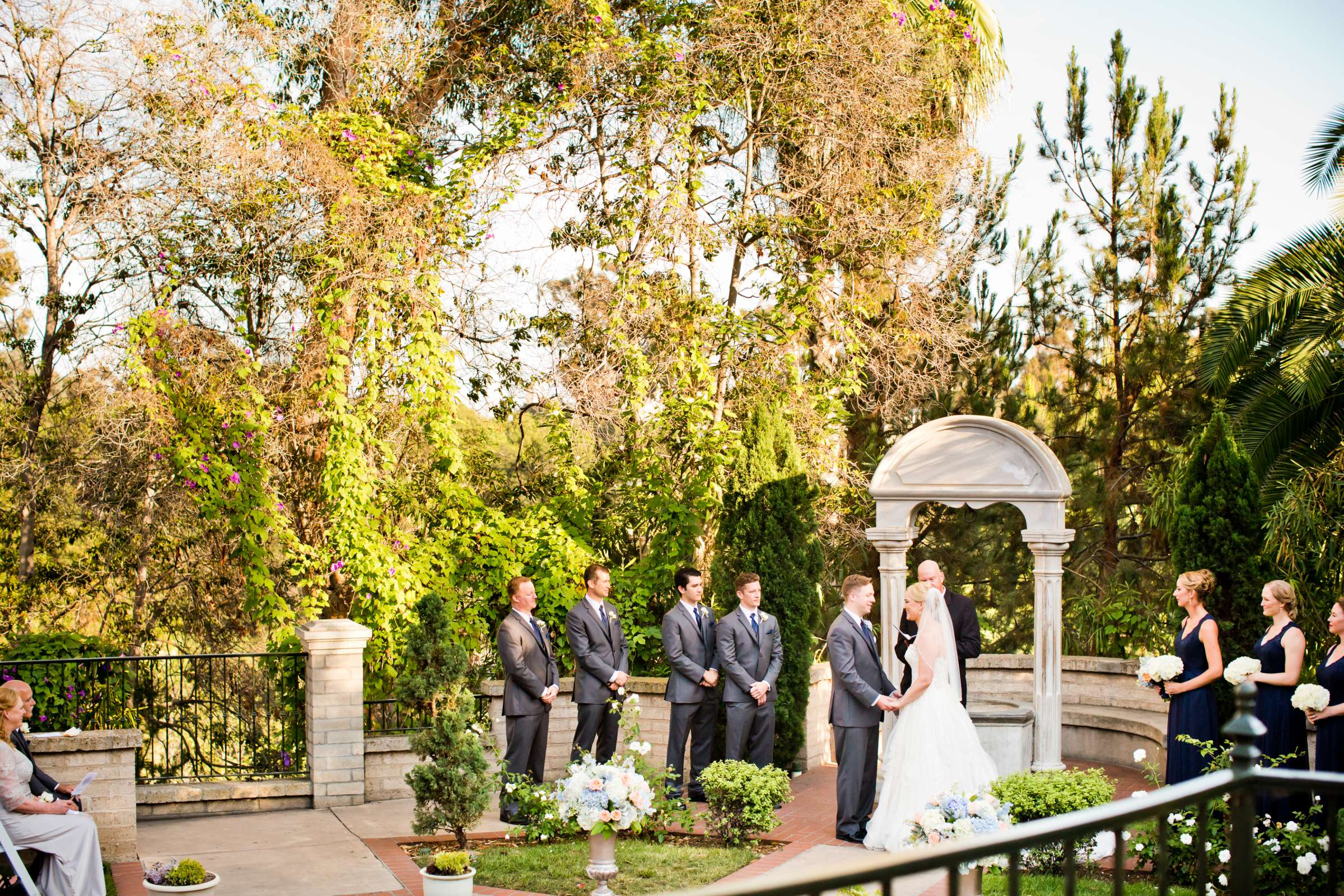 The Prado Wedding coordinated by Sublime Weddings, Ashley and Andrew Wedding Photo #31 by True Photography